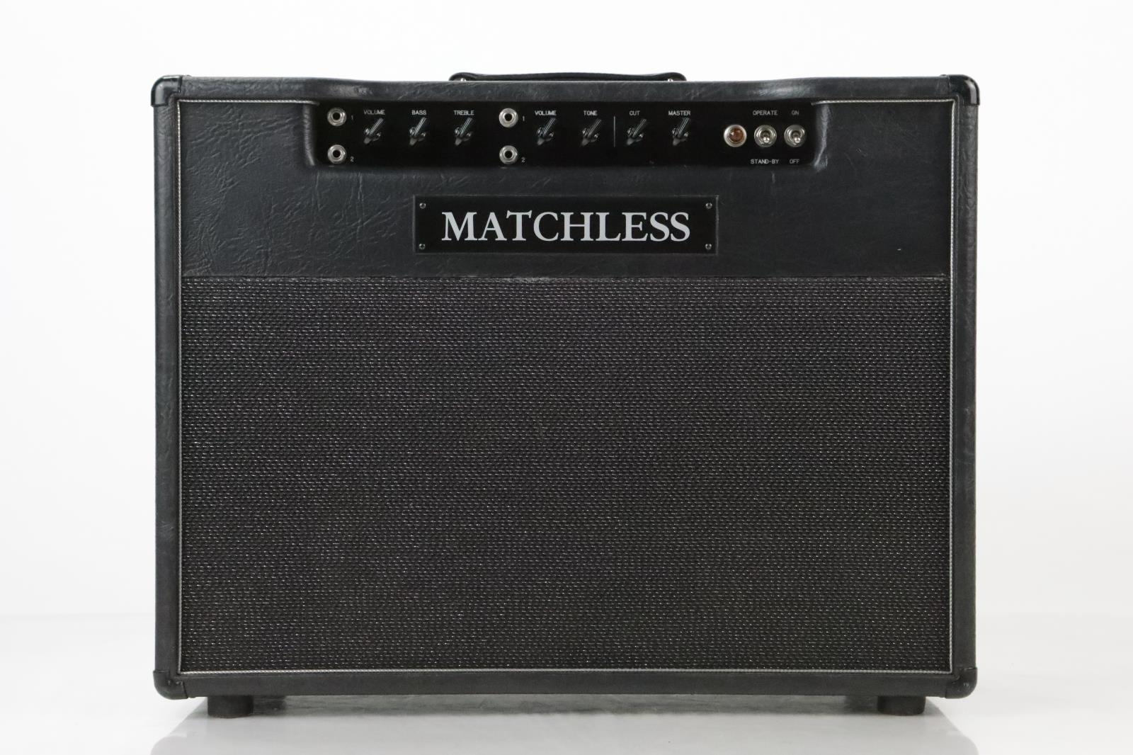 Matchless DC-30 Guitar Combo Amp Owned by The Naked & Famous #31656