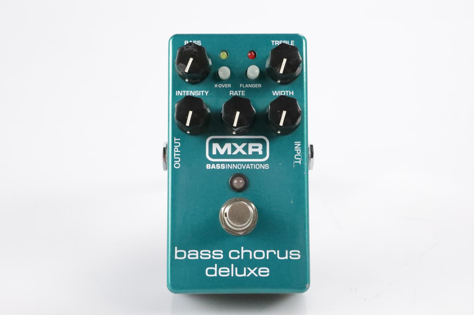 MXR Bass Chorus Deluxe Pedal Owned by The Naked & Famous #31671