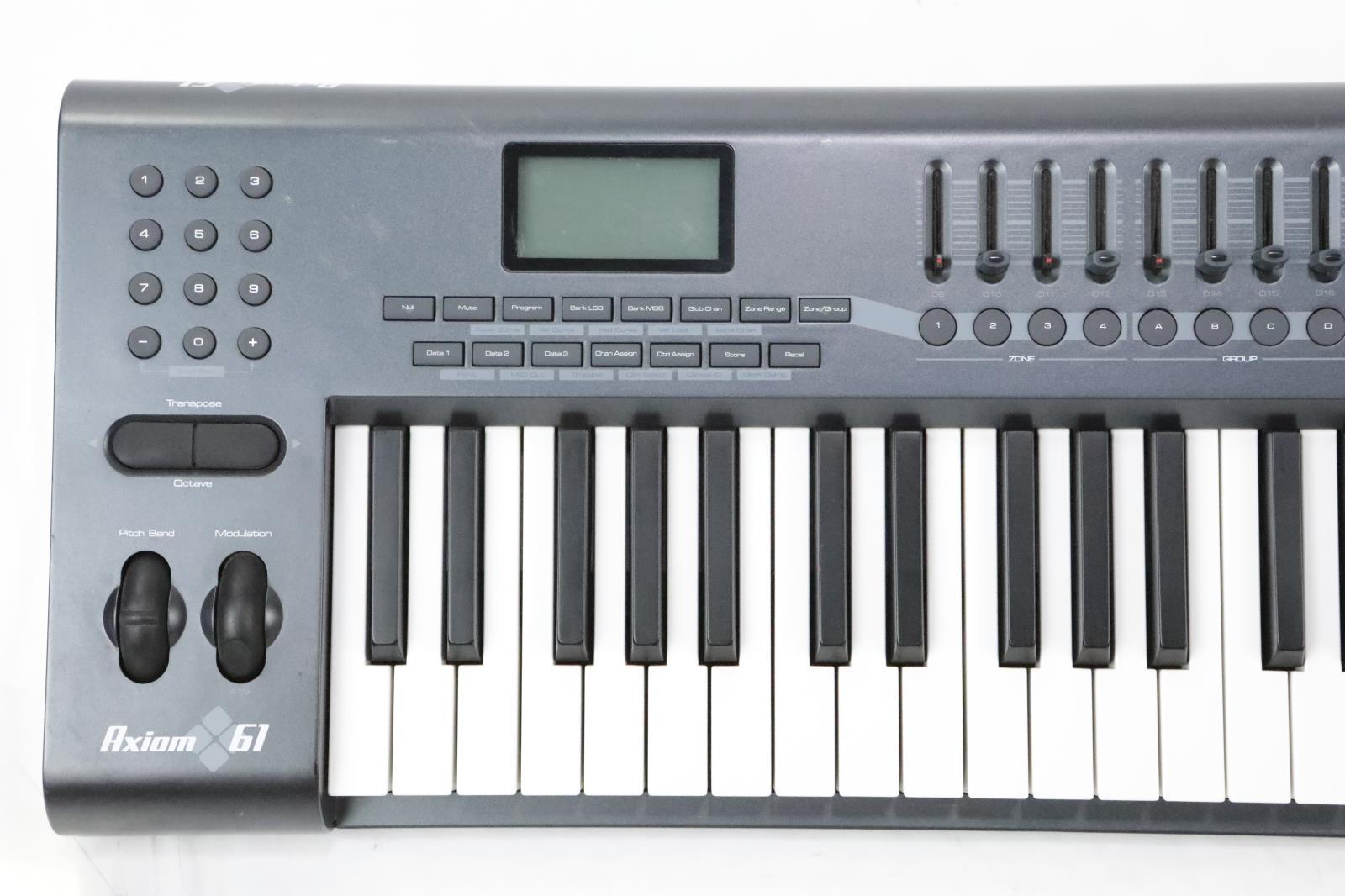 Midi Controller Ebay Kleinanzeigen : m audio axiom 61 midi keyboard controller owned by silversun pickups 34764 ebay ~ Vivirlamusica.com Haus und Dekorationen