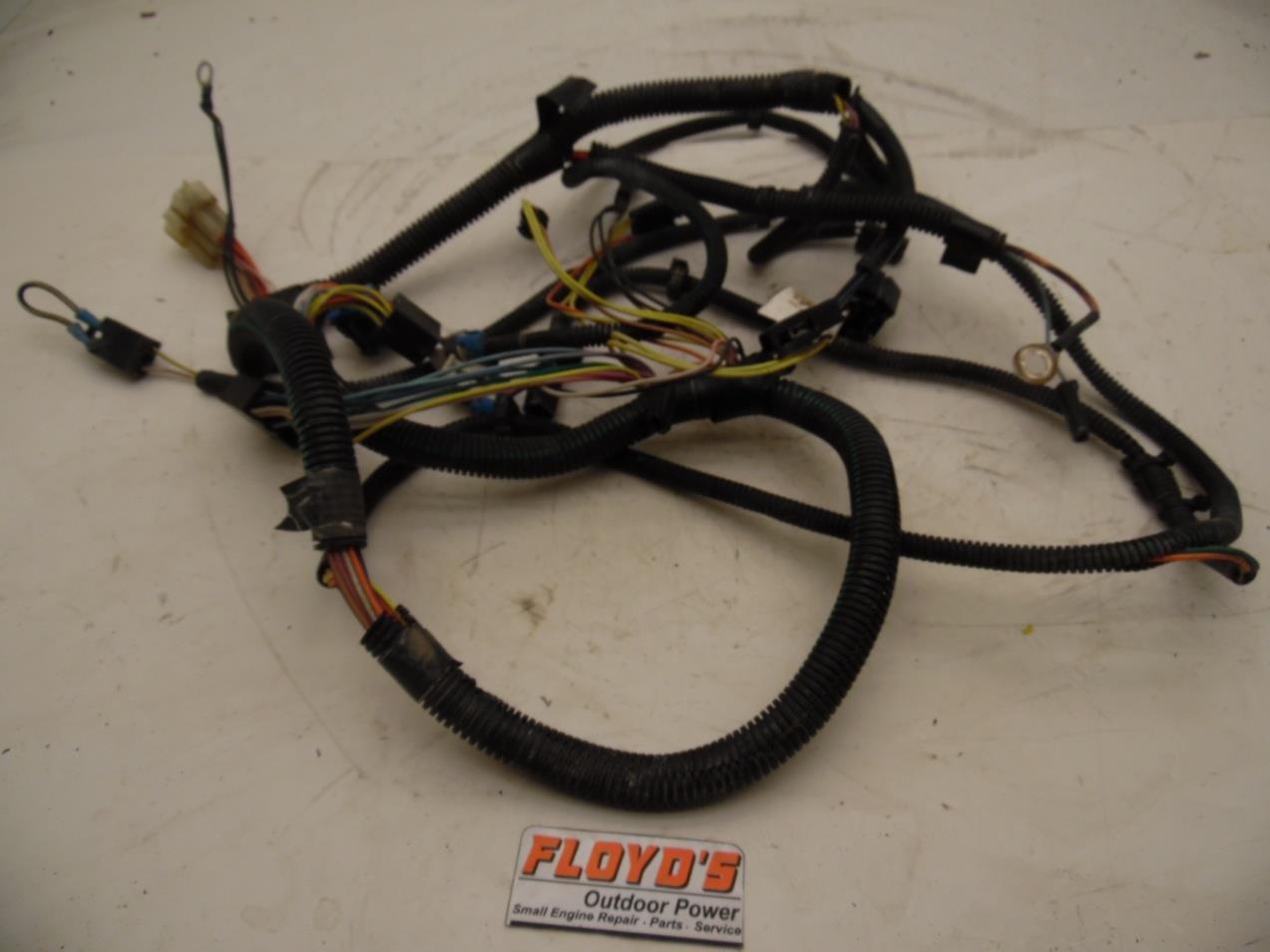 John Deere Lawn Tractor Wiring on