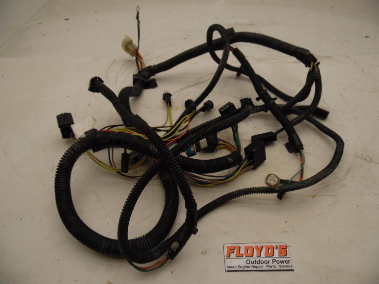 john deere lx266 lawn tractor main wiring harness am131690 ebayjohn deere lx266 lawn tractor main wiring harness am131690 main wiring harness has some wear but its in good condition and its fully functional