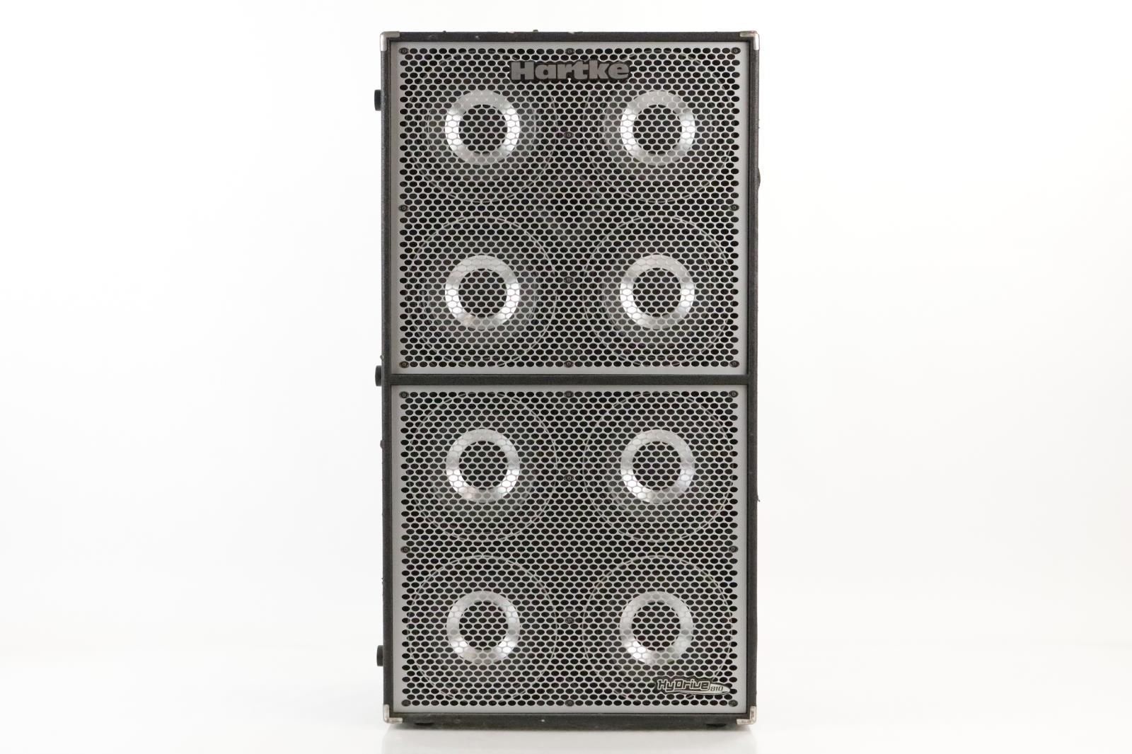 Hartke Hydrive HX810 8x10 Bass 4Ω ohms Cabinet 810 Cab #35030