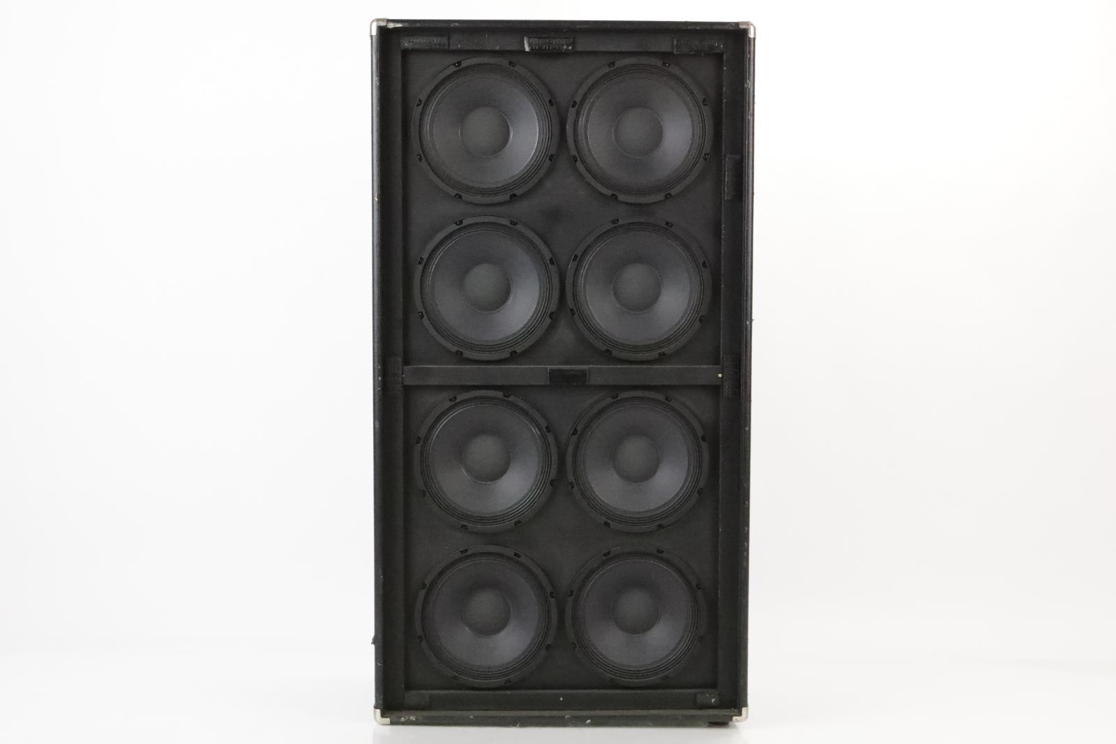 Ampeg SVT810AV 8x10 Bass Cabinet 810 Cab Eminence SVT-810AV Speakers #35029