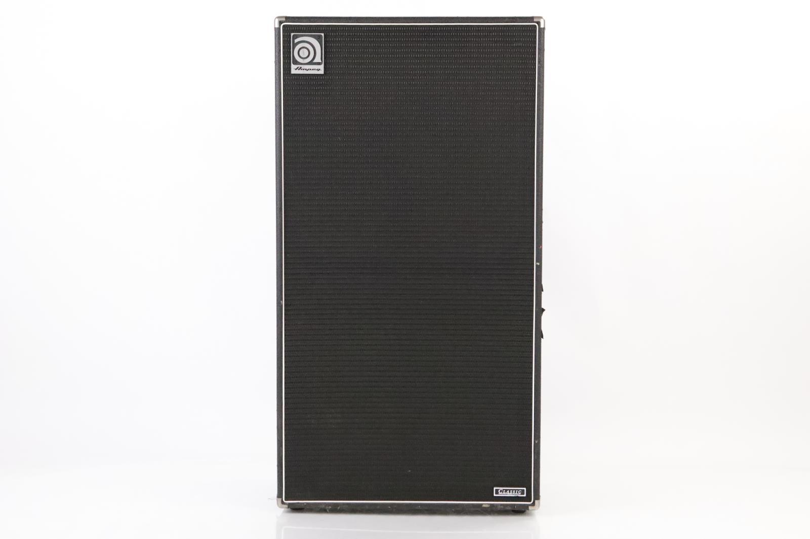 Ampeg SVT810E Bass Amp Speaker Cabinet Cab 4x10 SVT-810E #34951