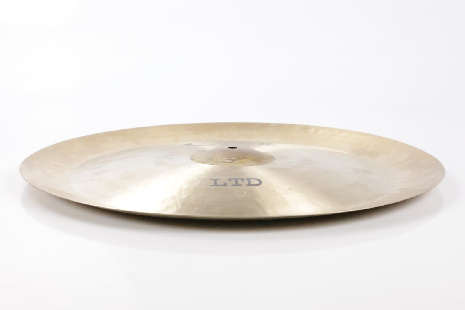 trx 21 ltd china cymbal dave krusen 34843 ebay. Black Bedroom Furniture Sets. Home Design Ideas