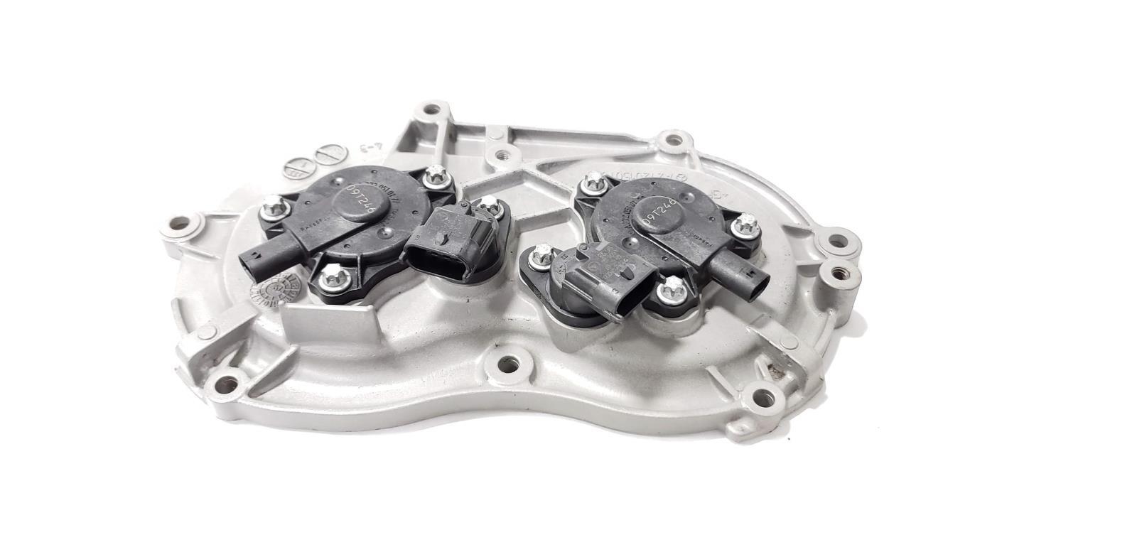 Mercedes Benz Genuine OEM Right Cylinder Upper Engine Timing Cover 2720150101