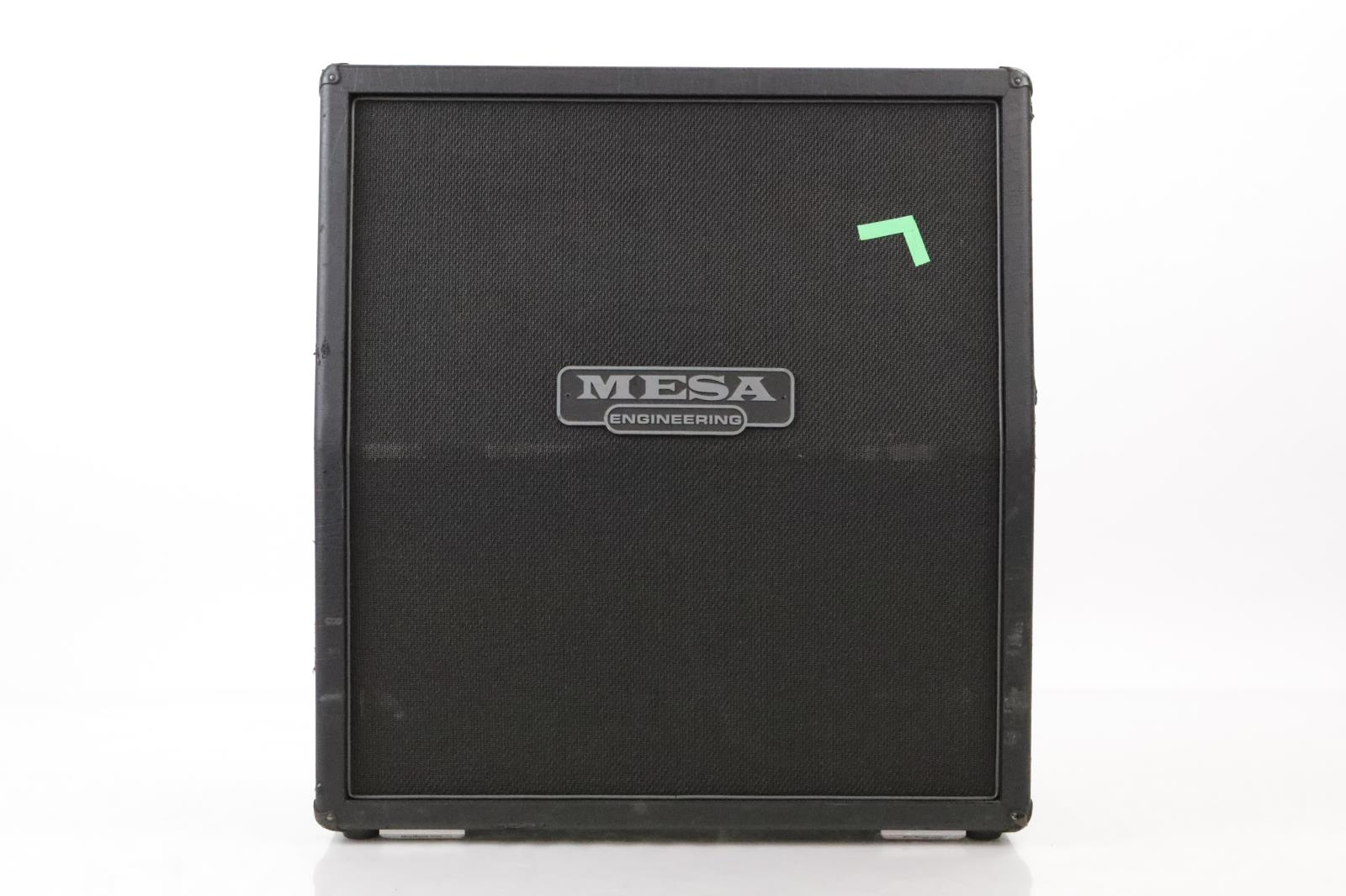 Mesa Boogie 4FB Recto Traditional Slant 4x12 Cabinet Owned by Satyricon #35065