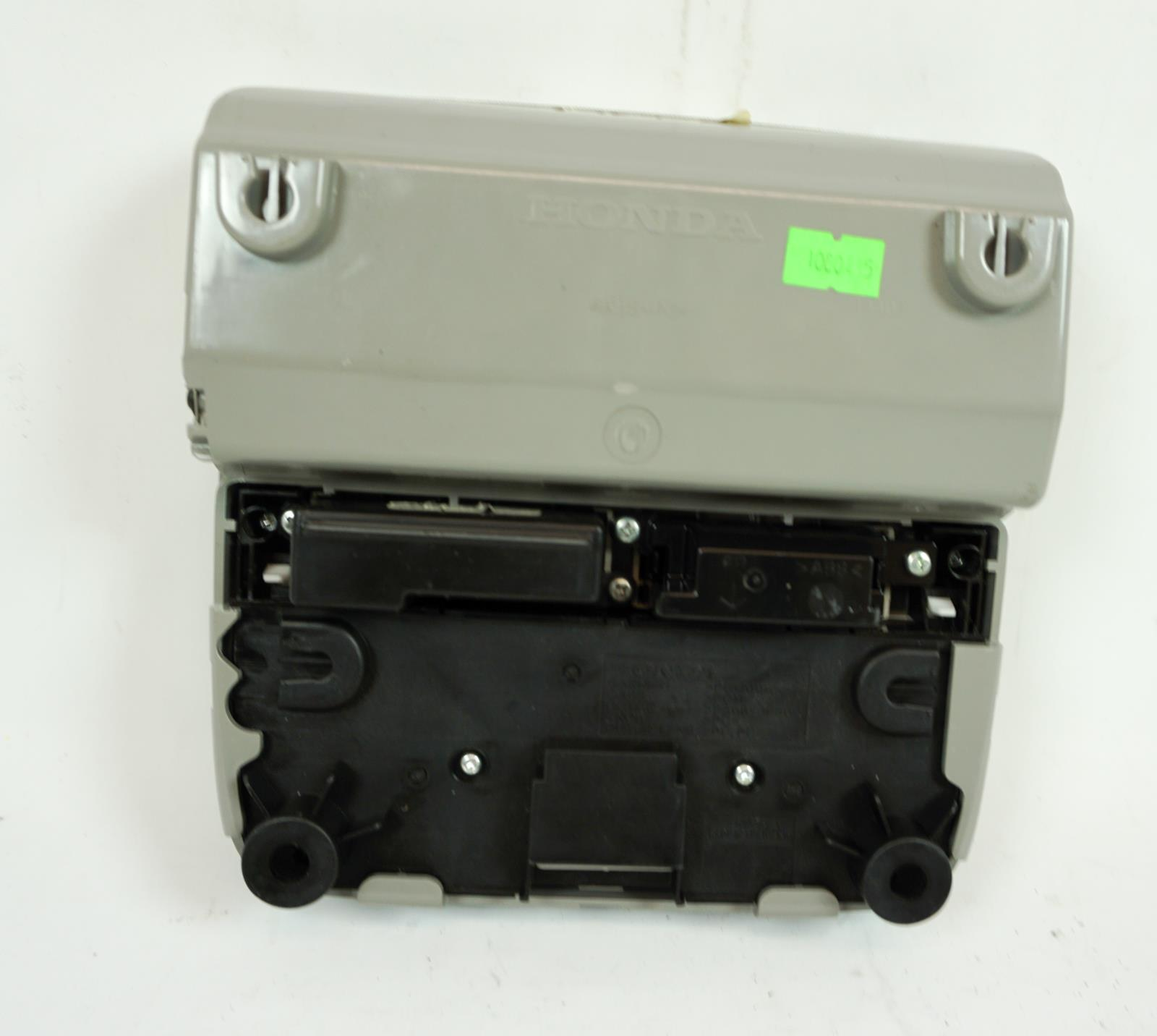 2015-2017 Acura TLX Overhead Console With Sunroof Switch