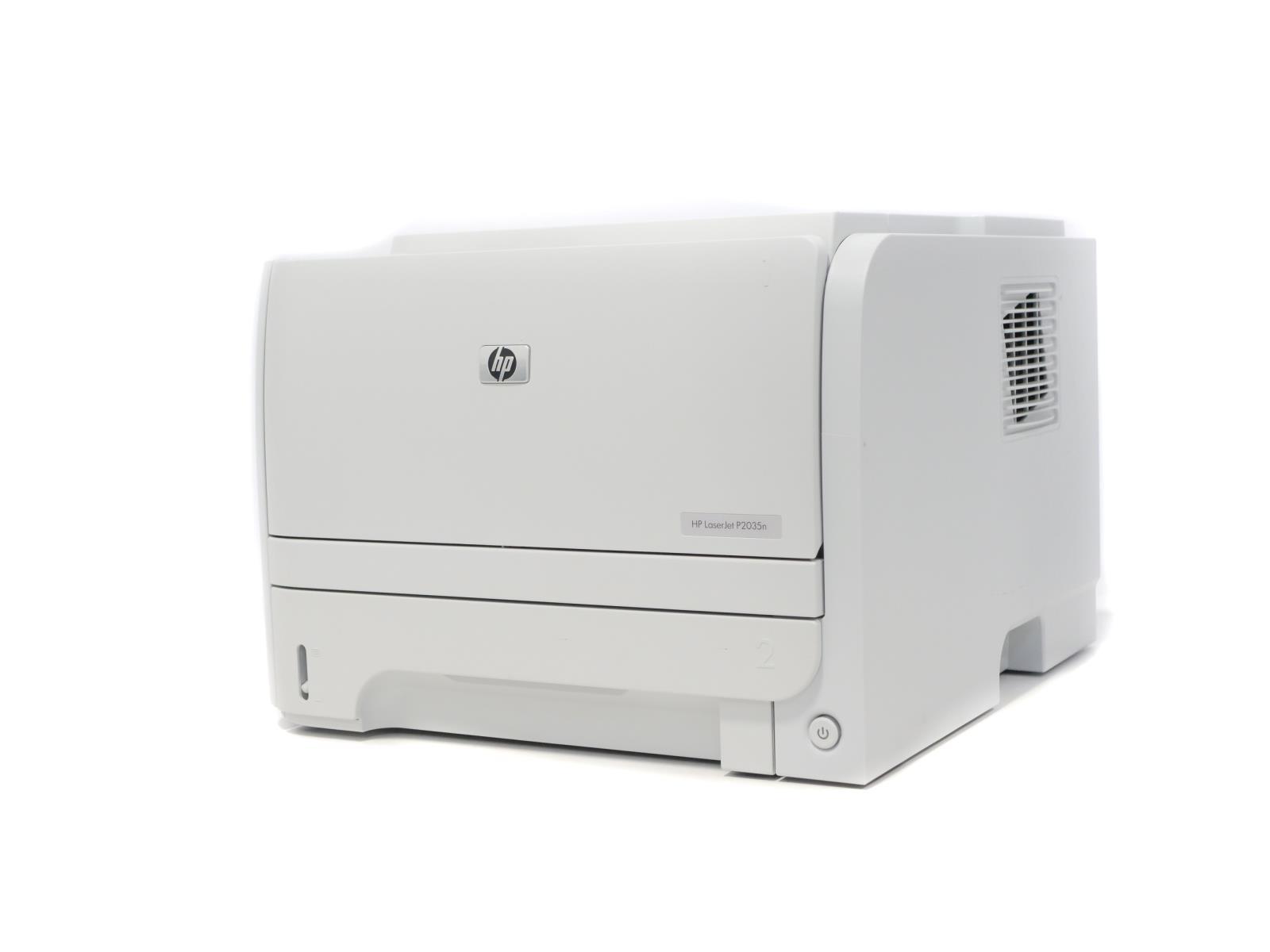 HP LASERJET P2035N PRINT SERVER DESCARGAR CONTROLADOR