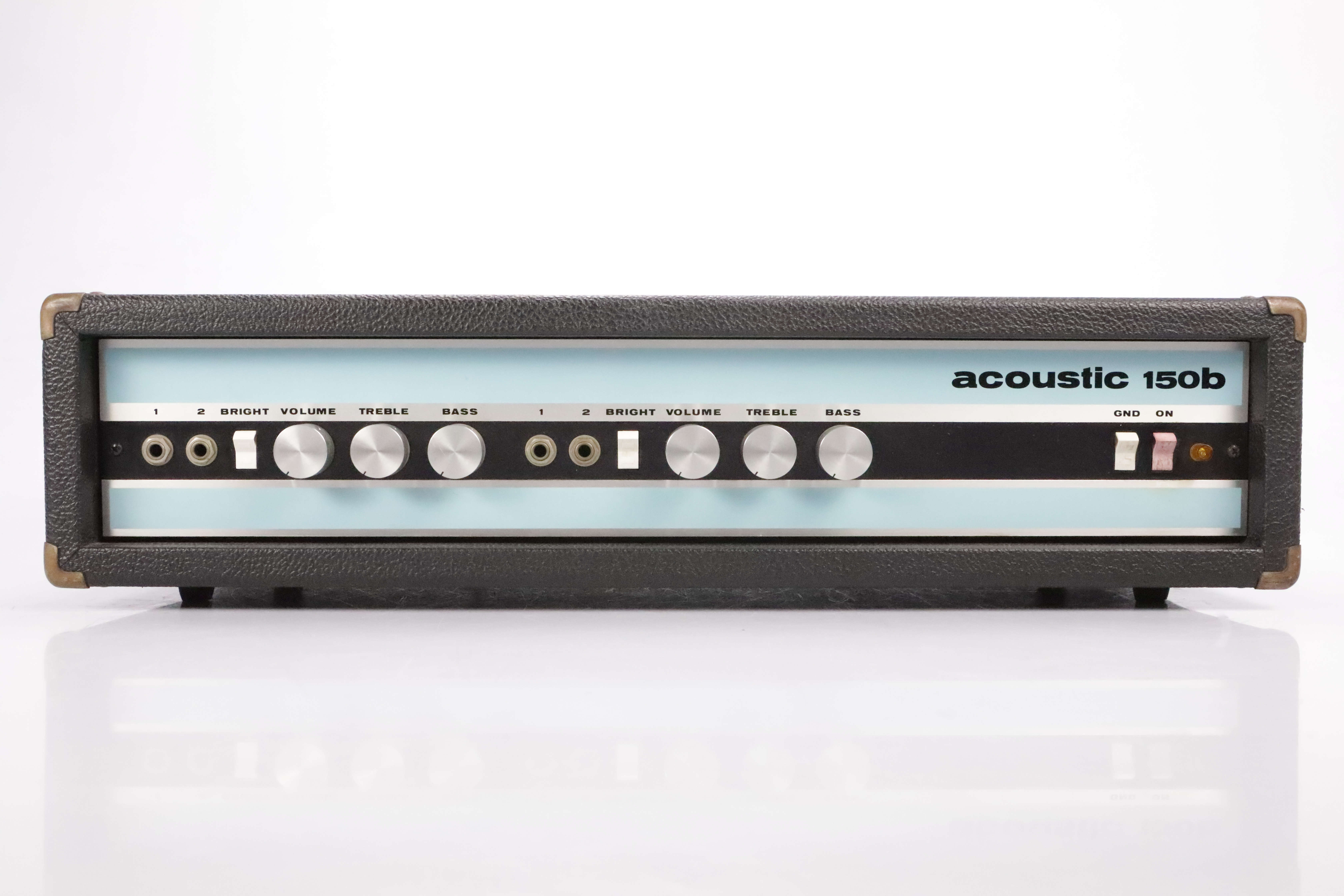 Acoustic 150B Bass Guitar Amplifier Solid State Amp Head 150 B #35054