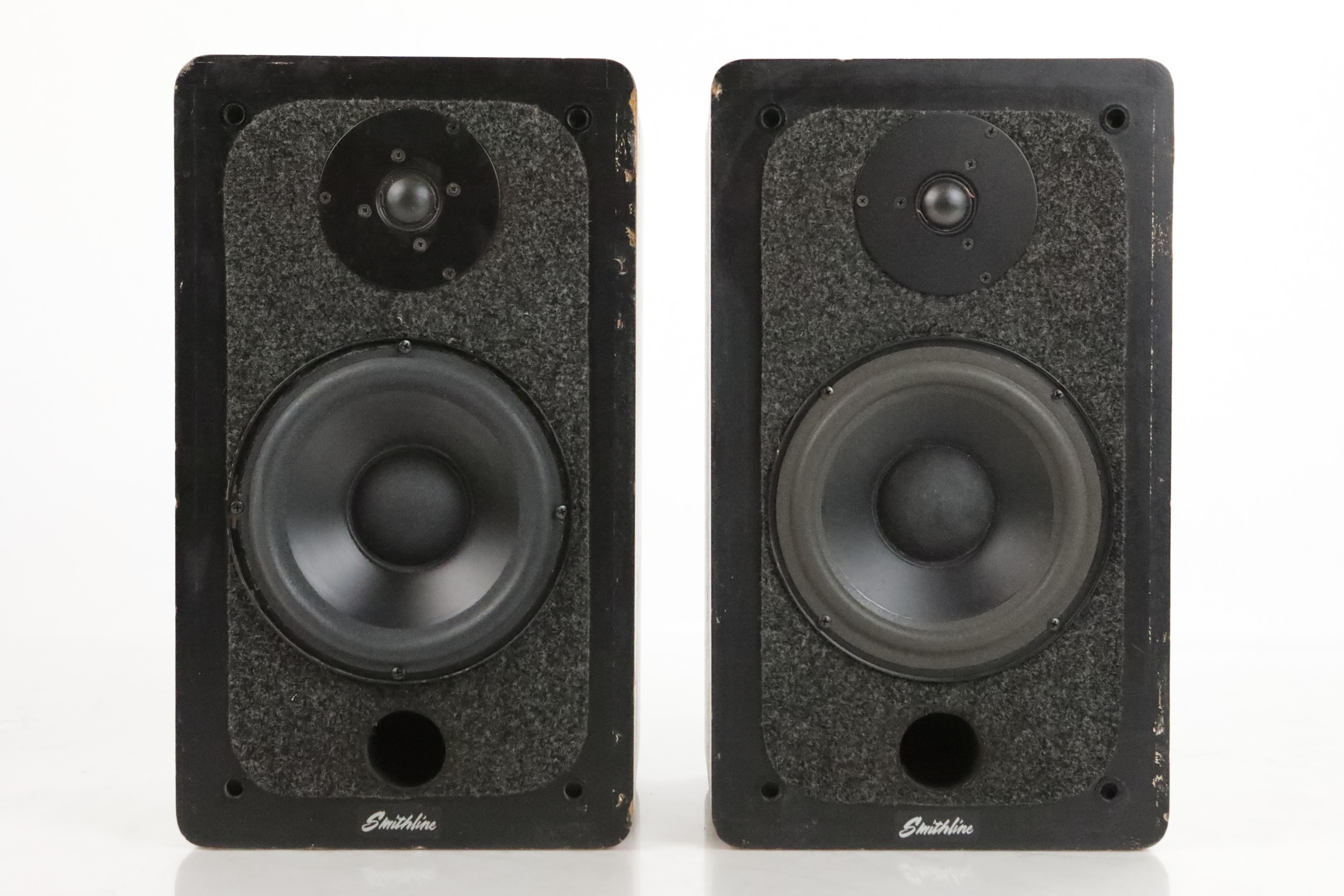 Smithline 8 Ohm Studio Reference Passive Speaker Monitors #34965