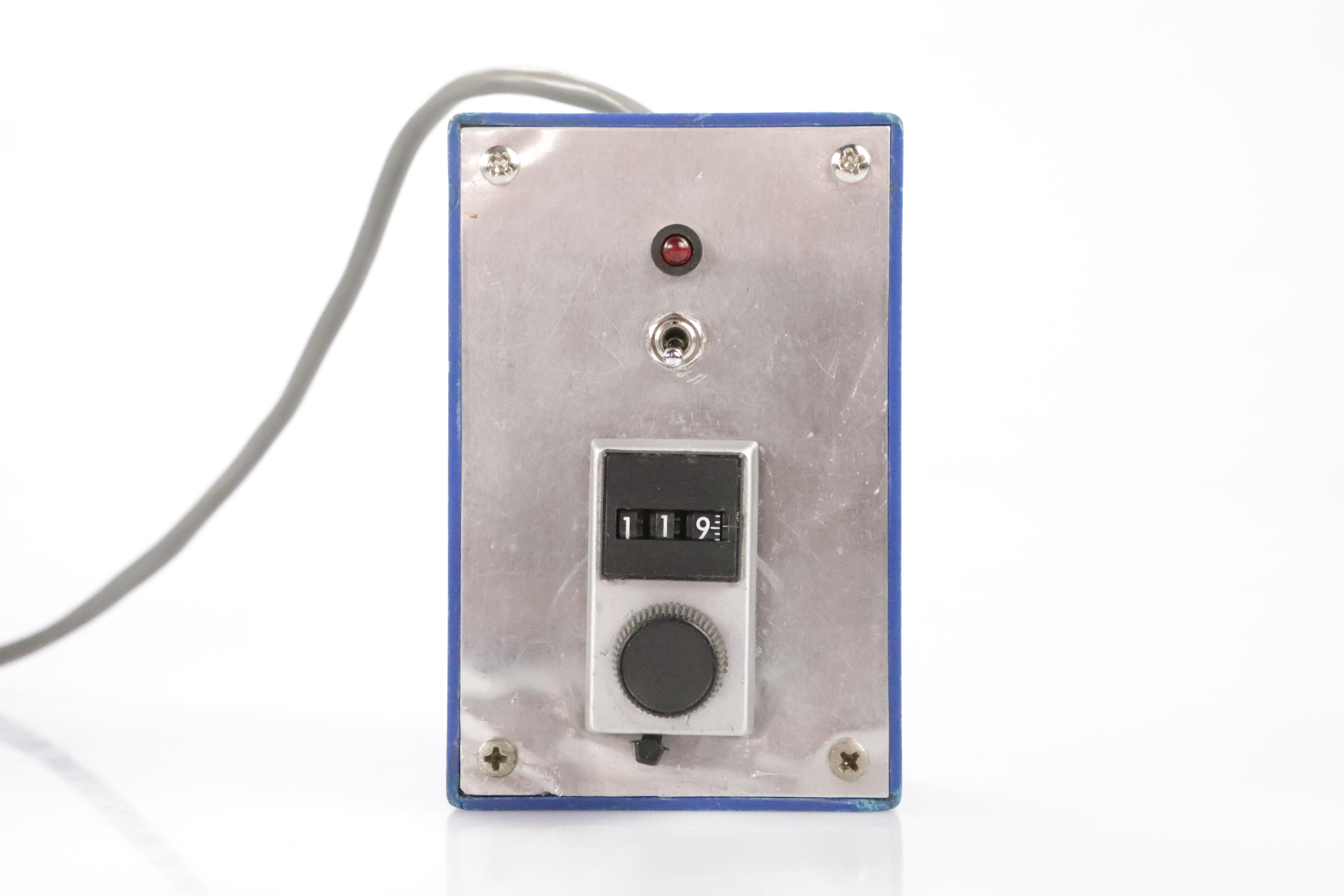 VSO Control Vari Speed Unit Studer Tape Machine Remote #35451