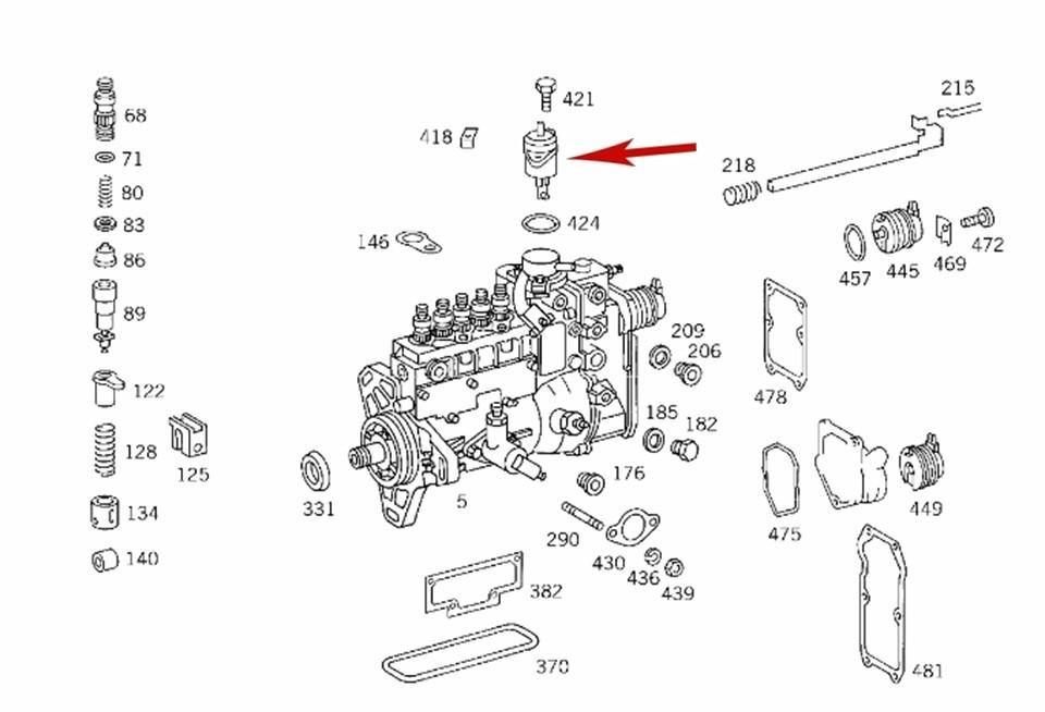 300sdl Vacuum Diagram - Wiring Diagrams List