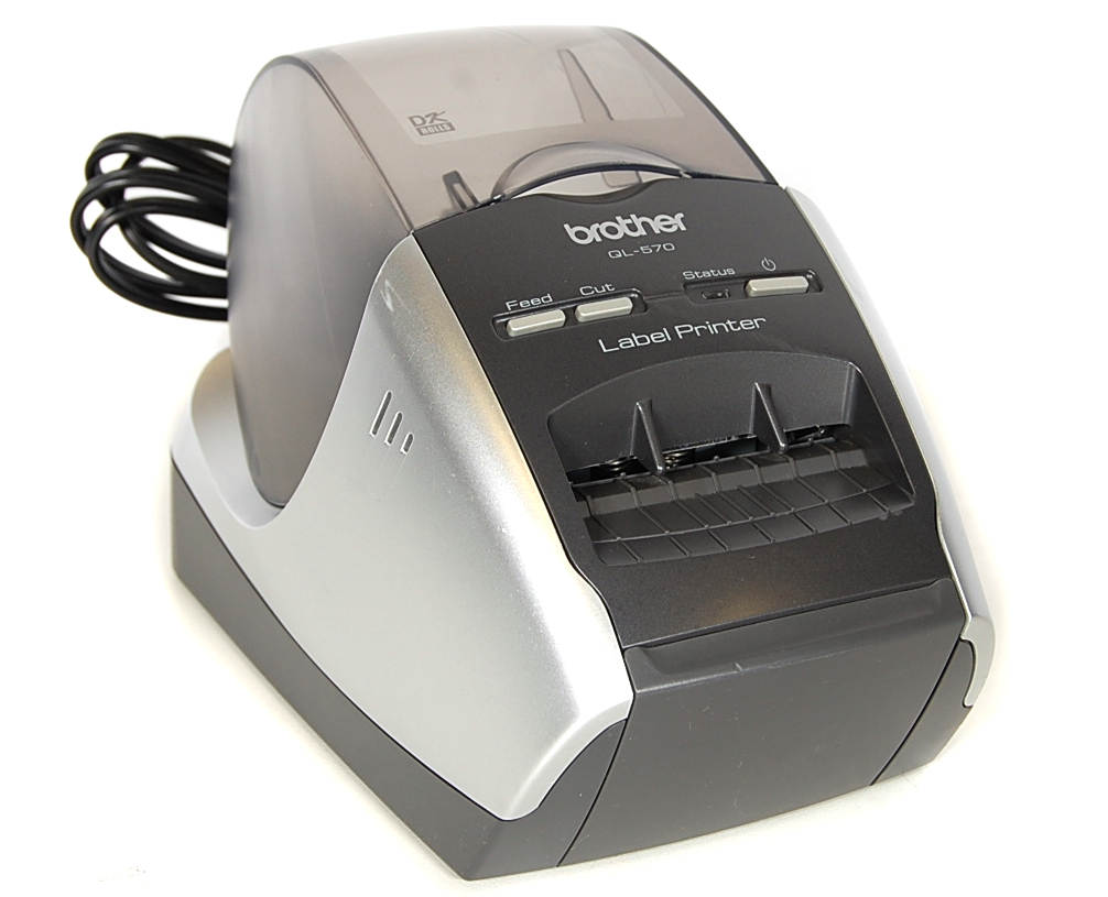 BROTHER QL-570 LABEL PRINTER DRIVERS FOR WINDOWS