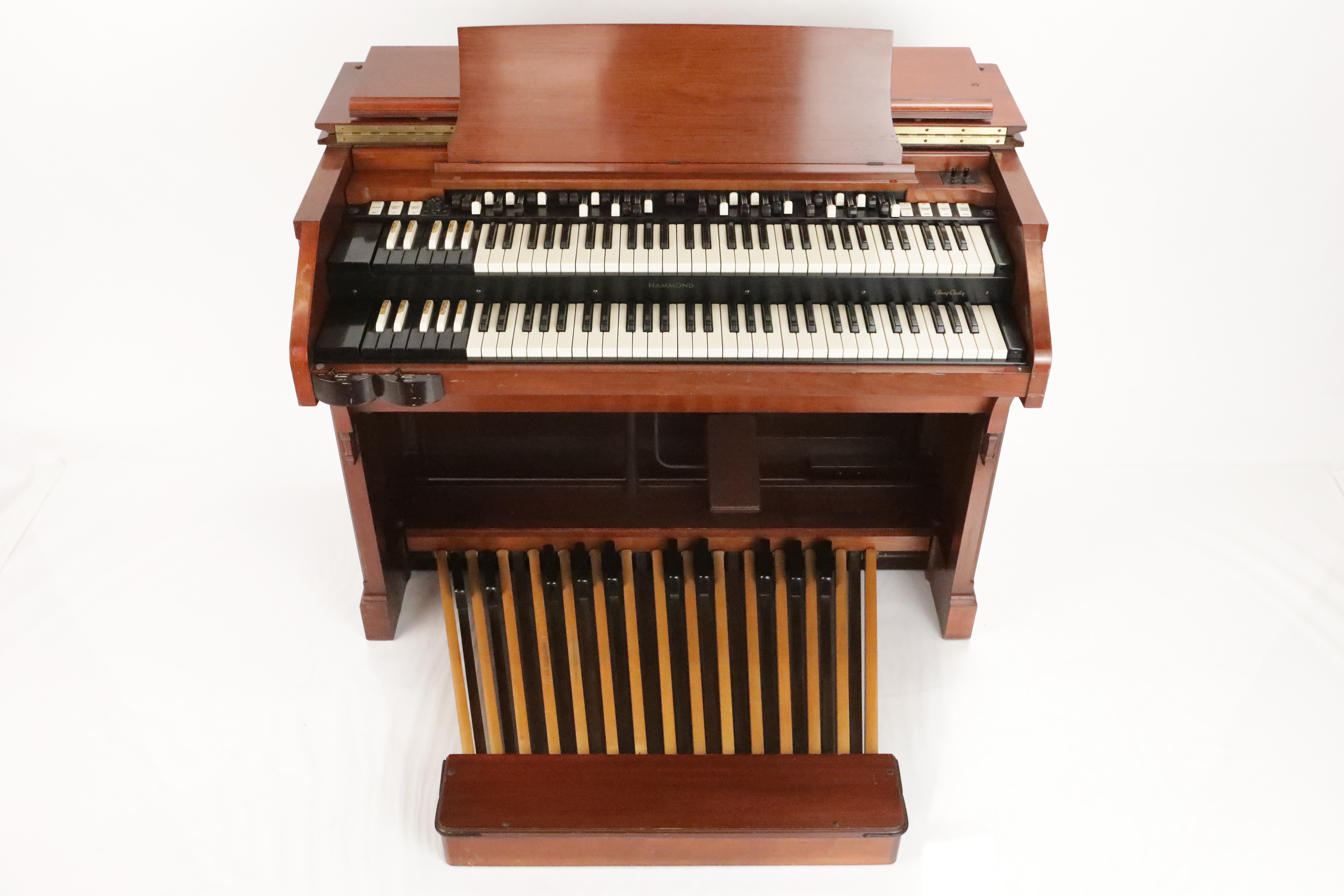 1962 Hammond C-3 Tonewheel Organ w/ Leslie Tone & Speed Controls C3 #34566