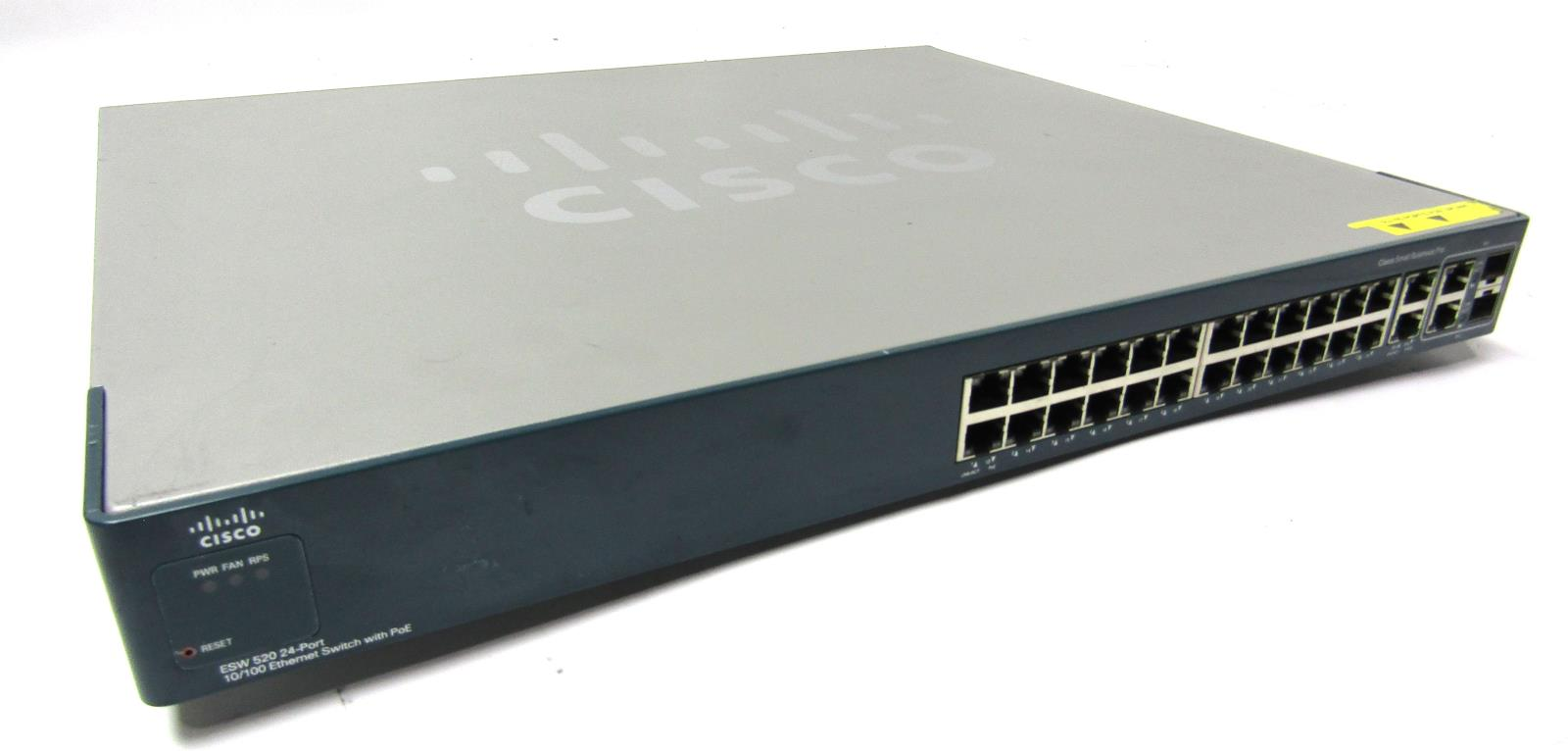 Cisco ESW-540-24-K9 24 10//100//1000 Ethernet Ports and 4 Expansion Ports