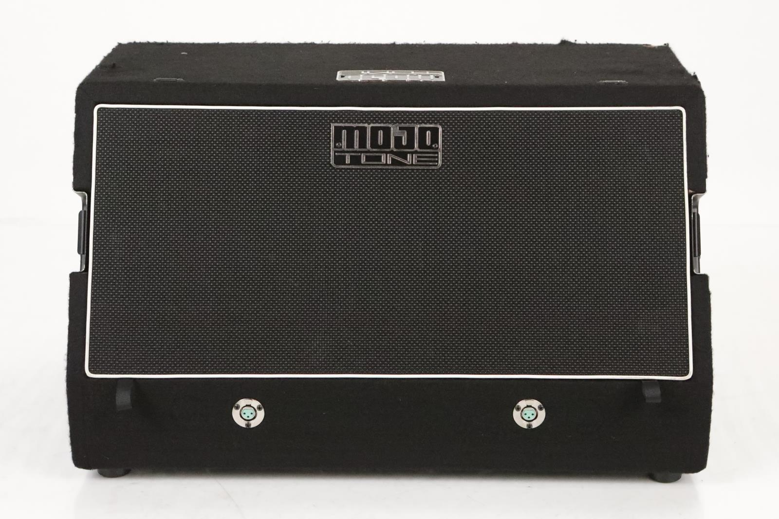 Mojo Tone Convertible 2X12 Isolation Cabinet Celestion G12 Fall Out Boy #35975