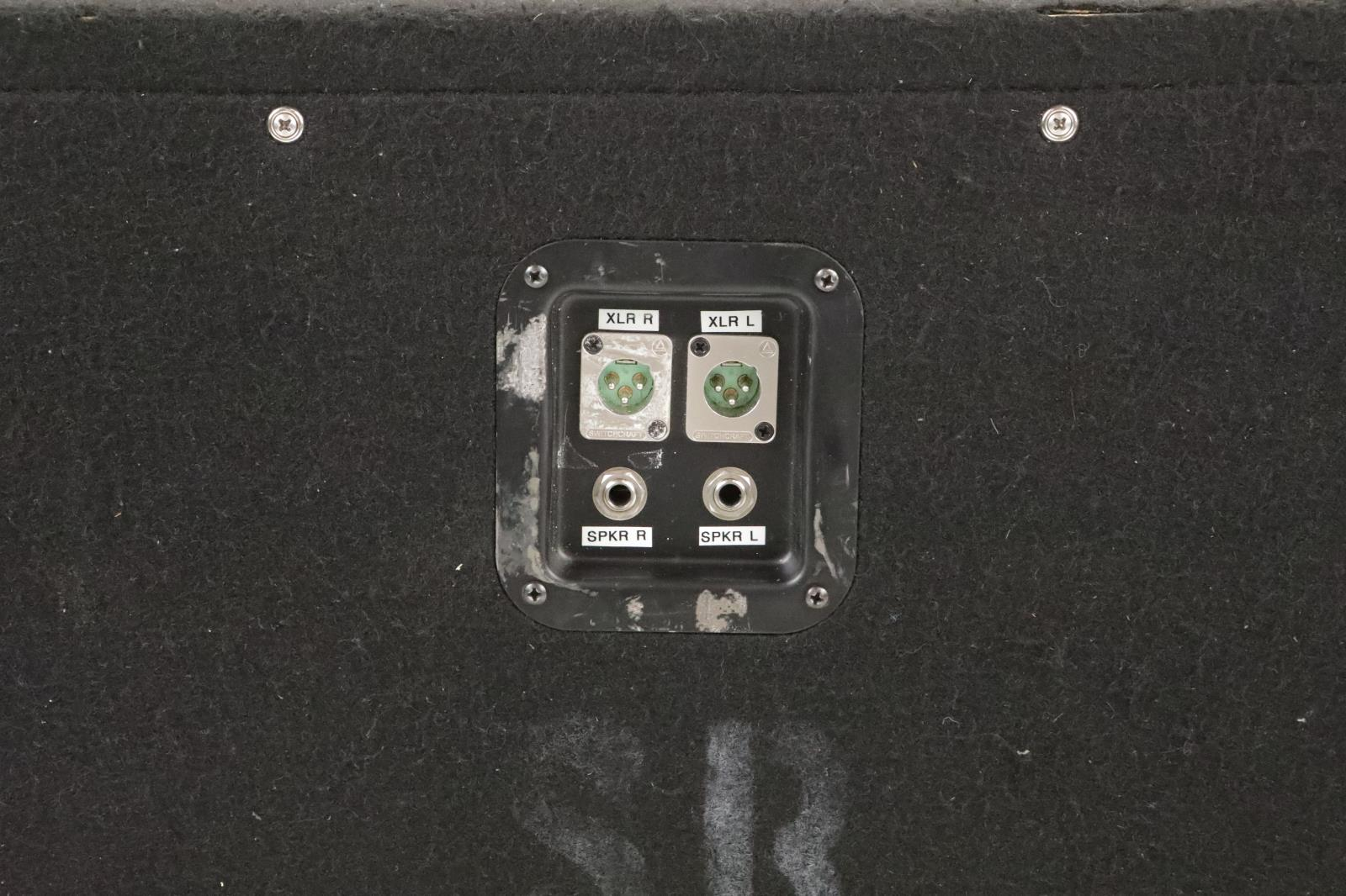 Mojo Tone Convertible 2X12 Isolation Cabinet Celestion G12 Vintage 30 #35975