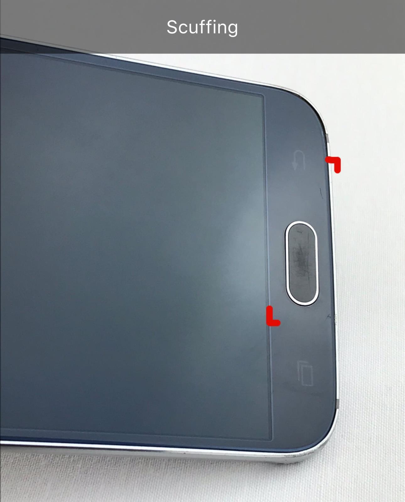 Samsung Galaxy S6 SM-S907VL 32GB Black Sapphire! For Straight Talk
