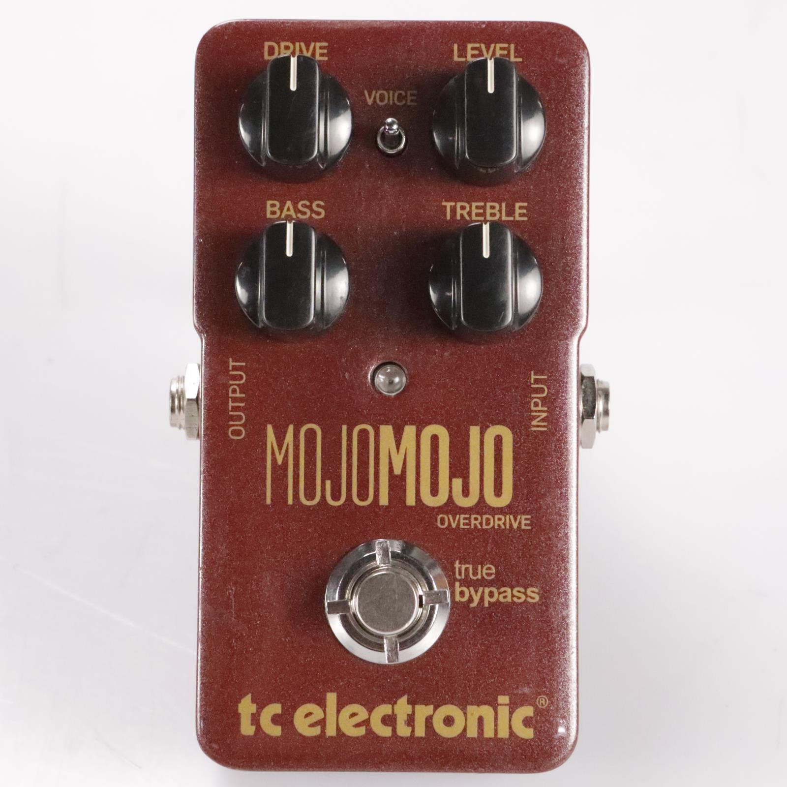 TC Electronic MojoMojo True Bypass Overdrive Owned by Fall Out Boy #35882