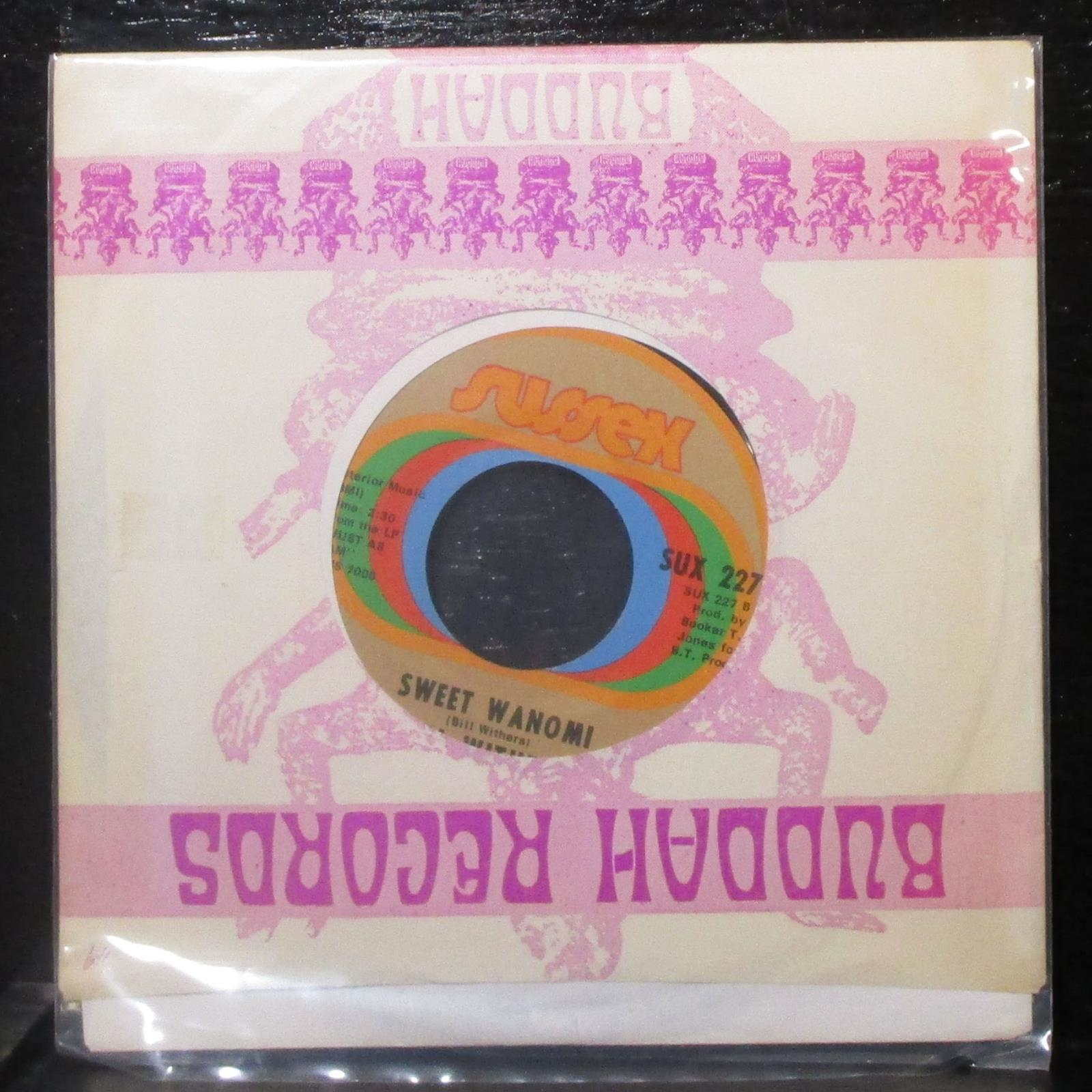 Bill Withers - Grandma's Hands / Sweet Wanomi 7
