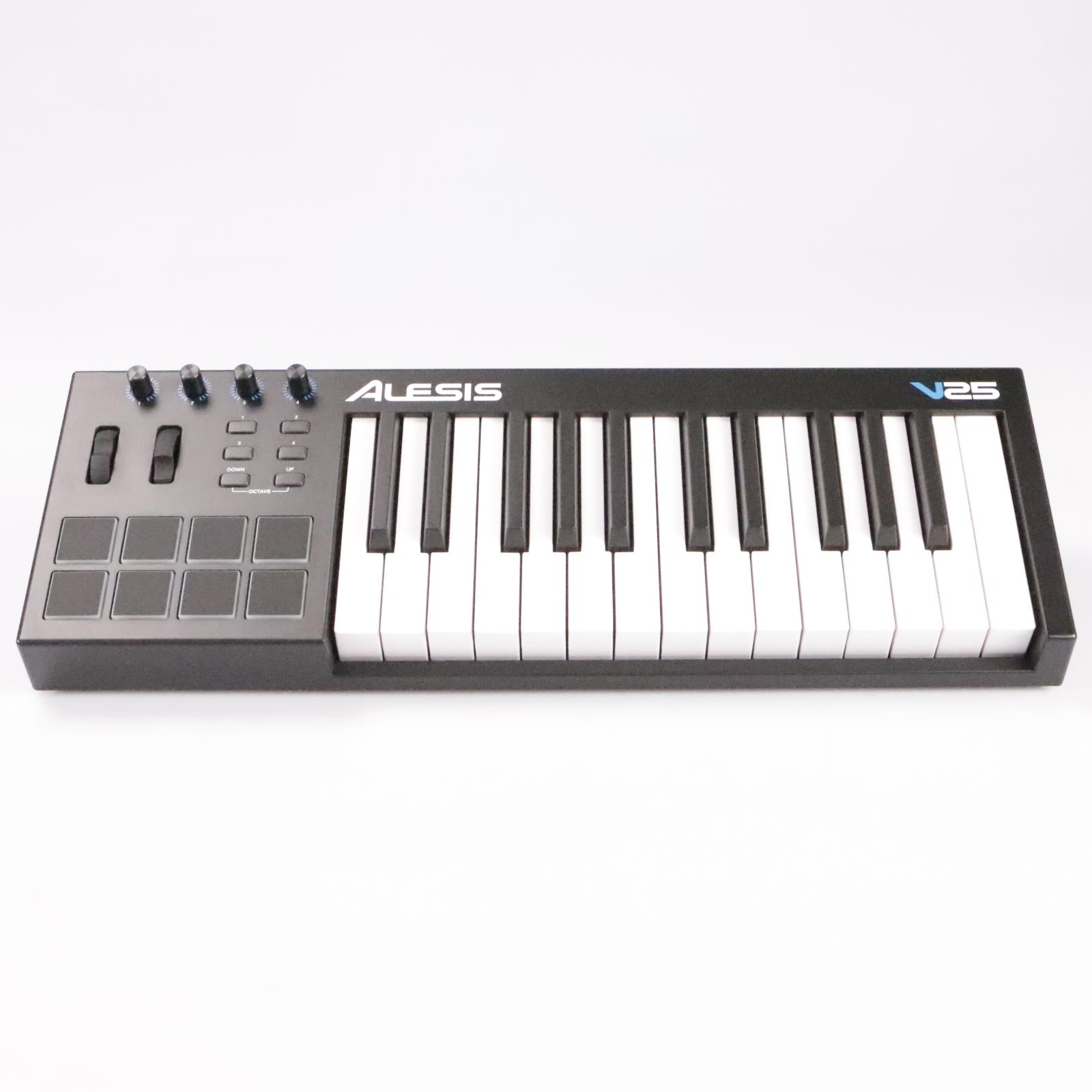 Alesis V25 25-Key USB-MIDI Keyboard Controller Owned by Fall Out Boy #35862