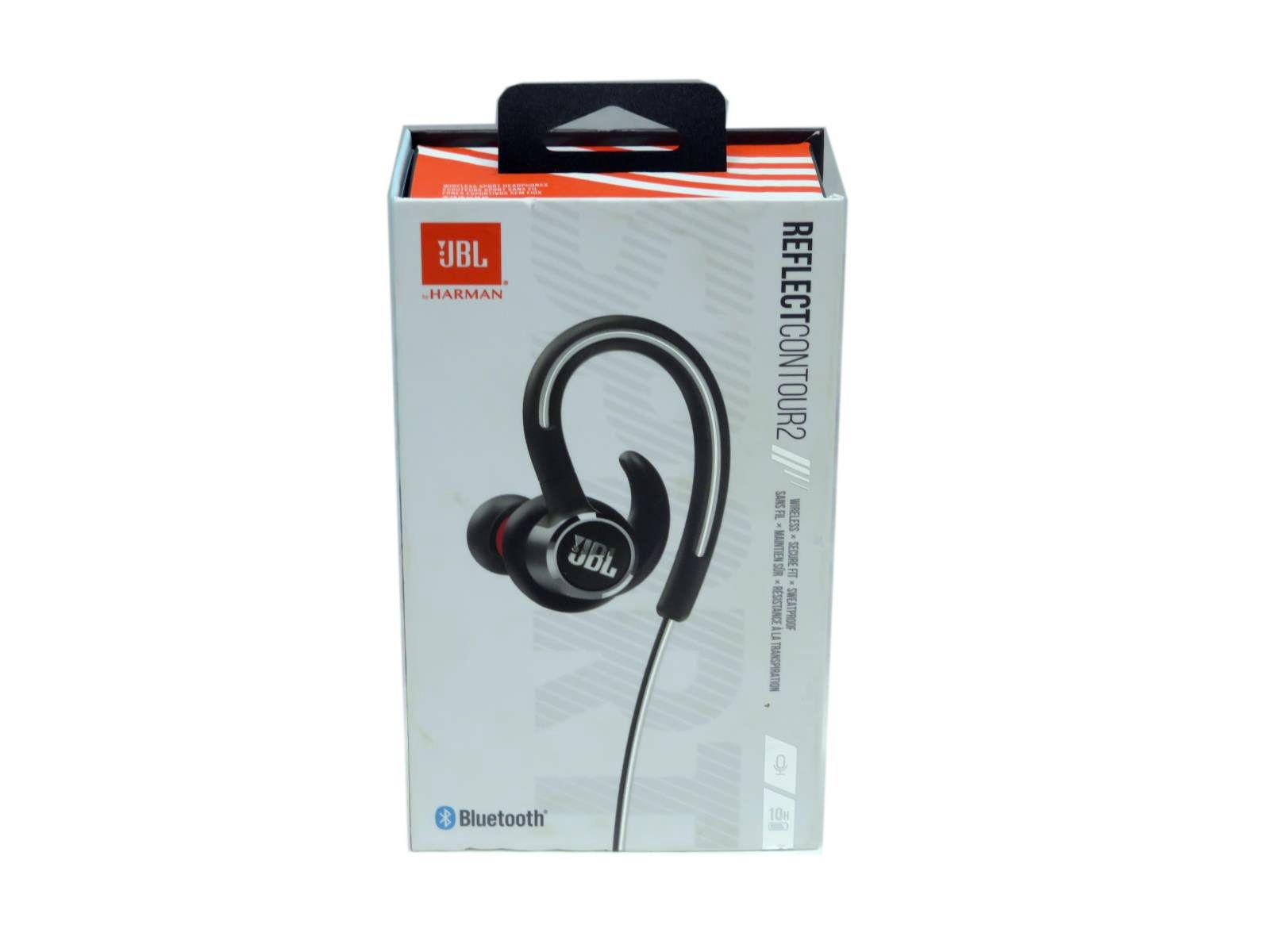 bf537b6519e JBL Reflect Contour 2 Wireless Sport In-Ear Headphones w/ 3-Button ...