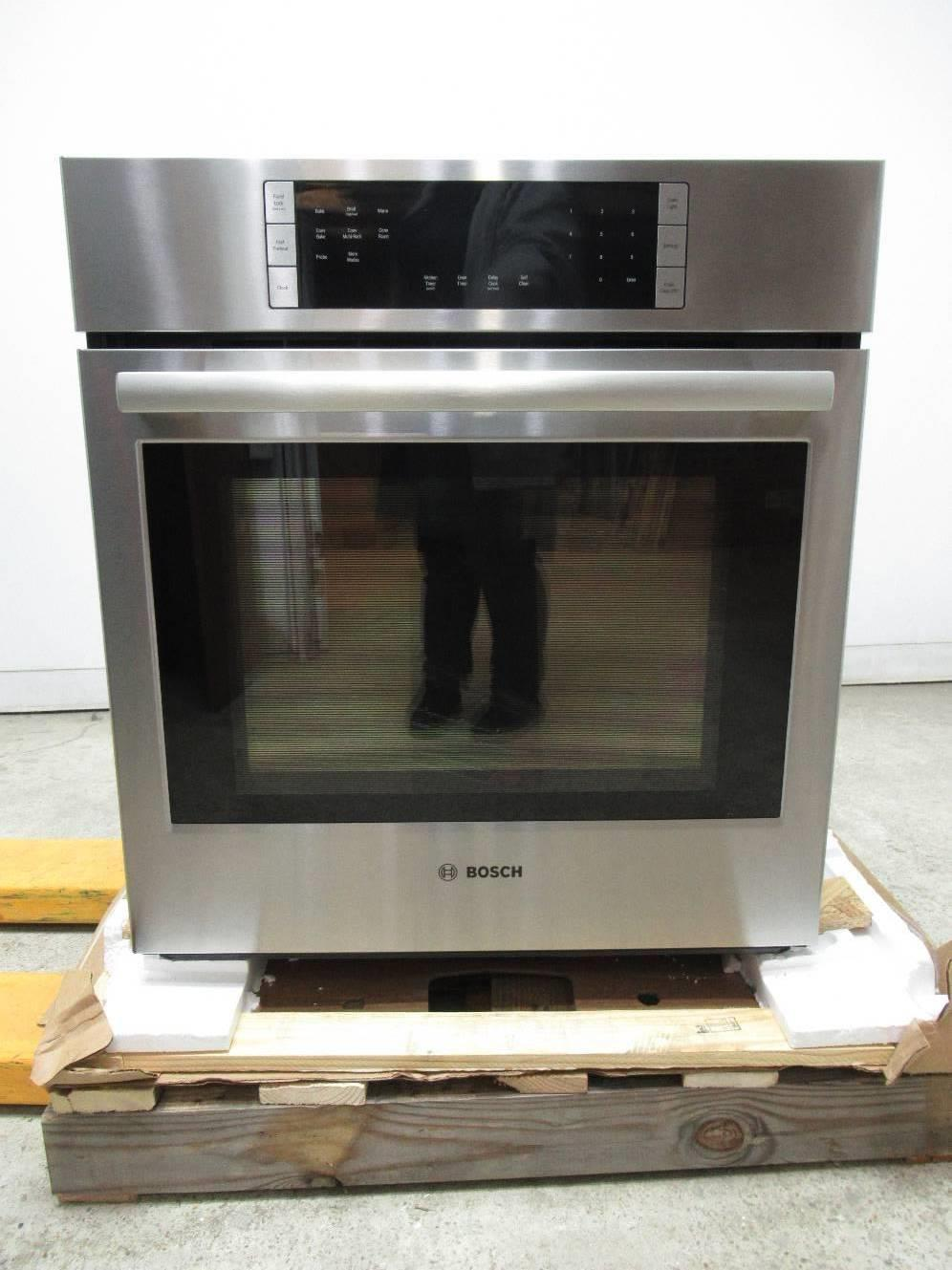 Details About Bosch 800 27 Convection Oven Sd Combination Hbn8451uc Hmc87152uc