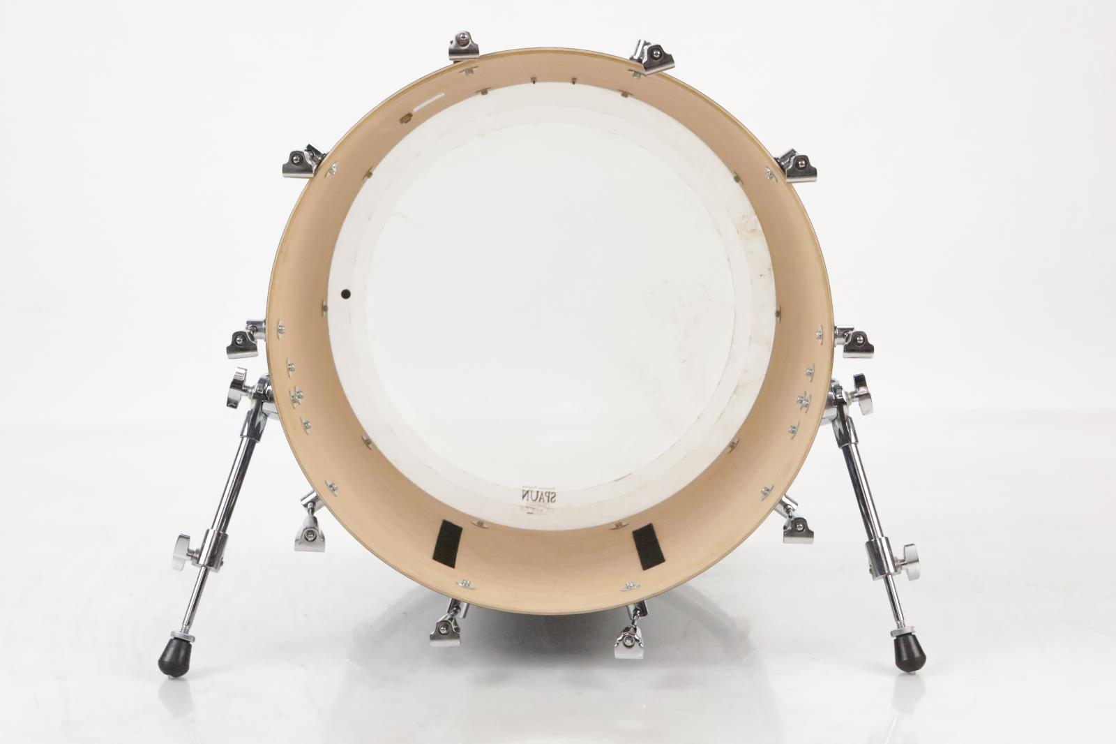 spaun 22x20 kick bass drum owned by fall out boy 35964 techno empire. Black Bedroom Furniture Sets. Home Design Ideas