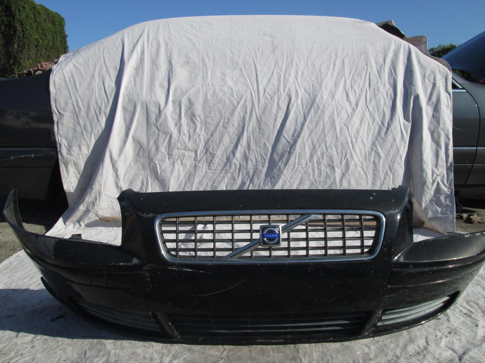 Volvo S40 Front Bumper 04 07