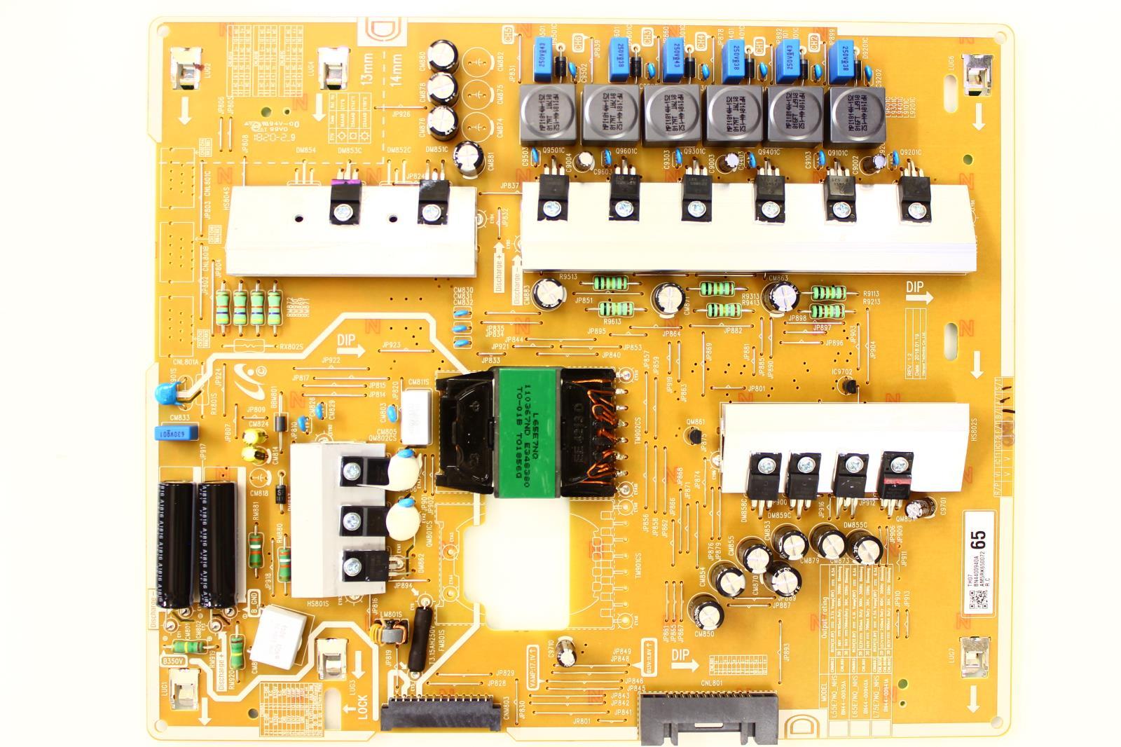 SAMSUNG QN65Q6FNAFXZA POWER SUPPLY BN44-00940A