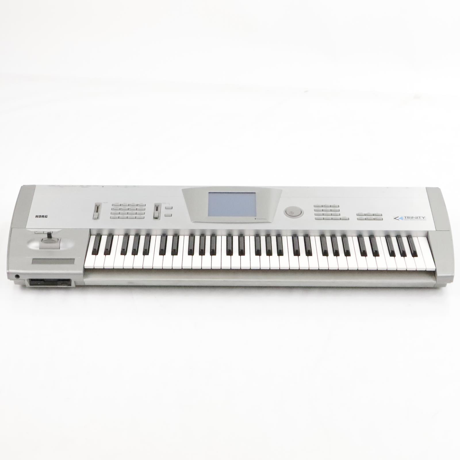 Korg Trinity 61 Keyboard Synthesizer Ver. 3.1.2 #36192