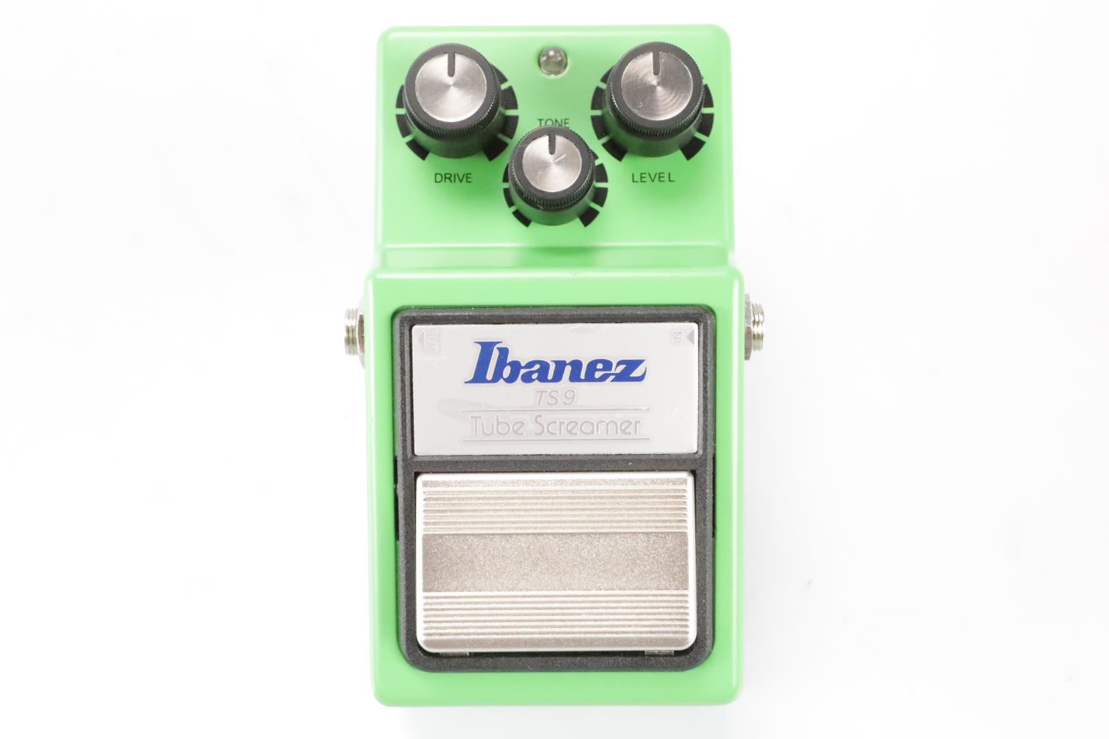 Details about Ibanez TS9 Tube Screamer Overdrive Guitar Effect Pedal #35517