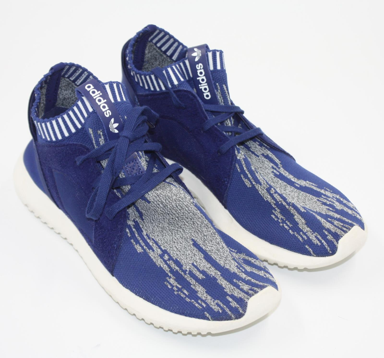 san francisco koko kokoelma hyvä myynti Details about Adidas Tubular Defiant PK Ladies Womens Blue Running Sneakers  Shoes Size 7.5M