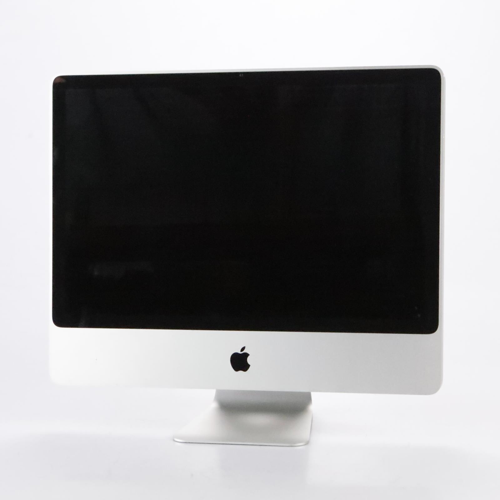 "Apple 24"" iMac 2.93 GHz Intel Core 2 Duo 640GB 8GB RAM 2009 El Capitan #35174"