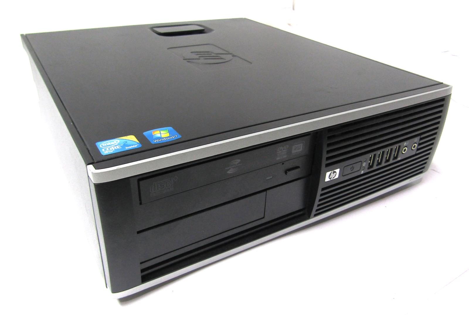 38598290cf0e1 HP Compaq 8000 Elite SFF Desktop | 3.00GHz Core 2 Duo E8400 | 4gb ...