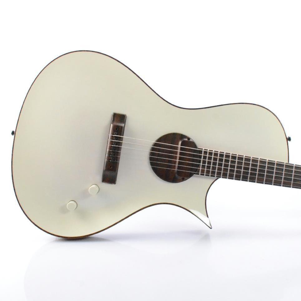 Teuffel Antonio 6 String Electric Guitar w/ Original Hard Case #36531