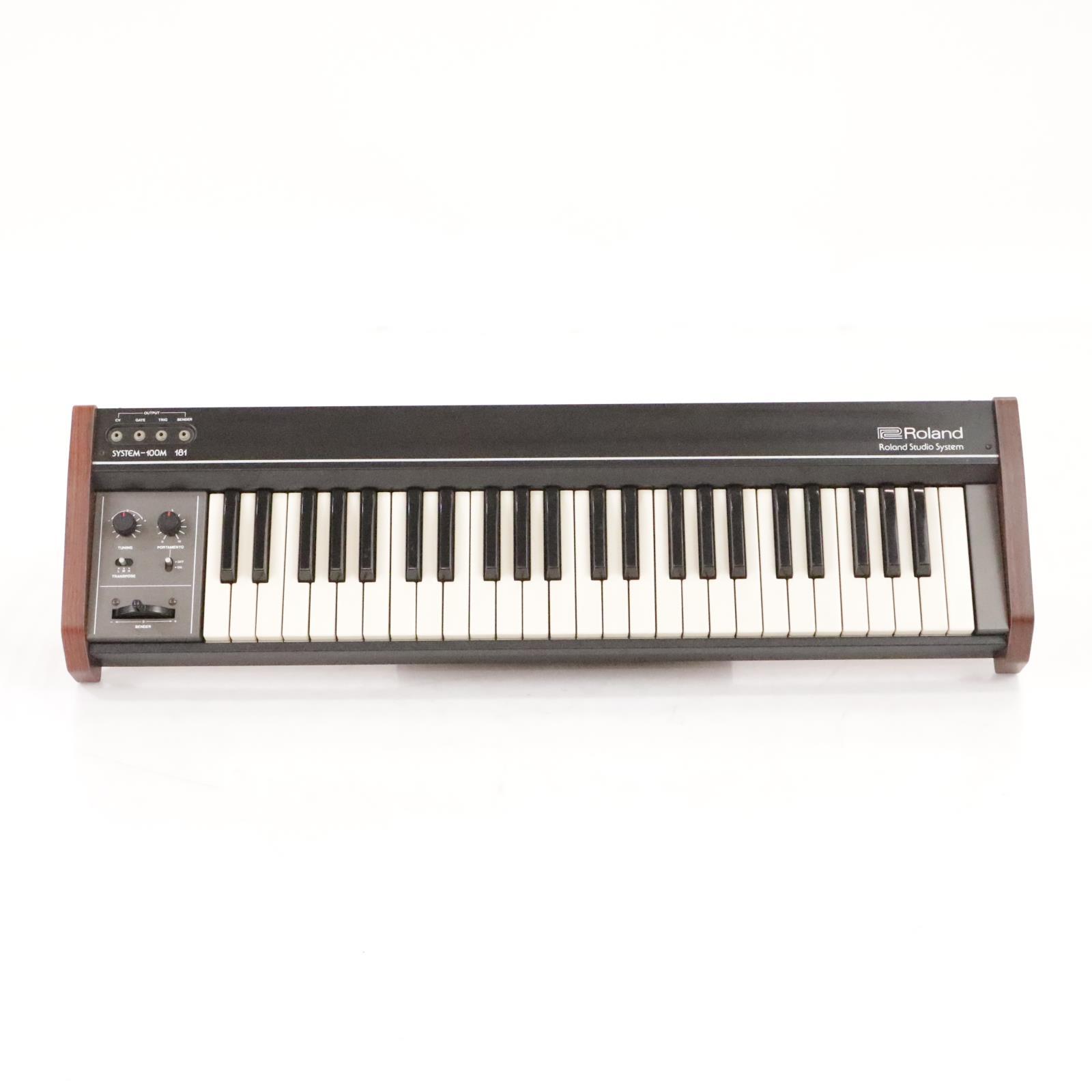 Roland Studio System-100m Model 181 CV Controller Keyboard #36572