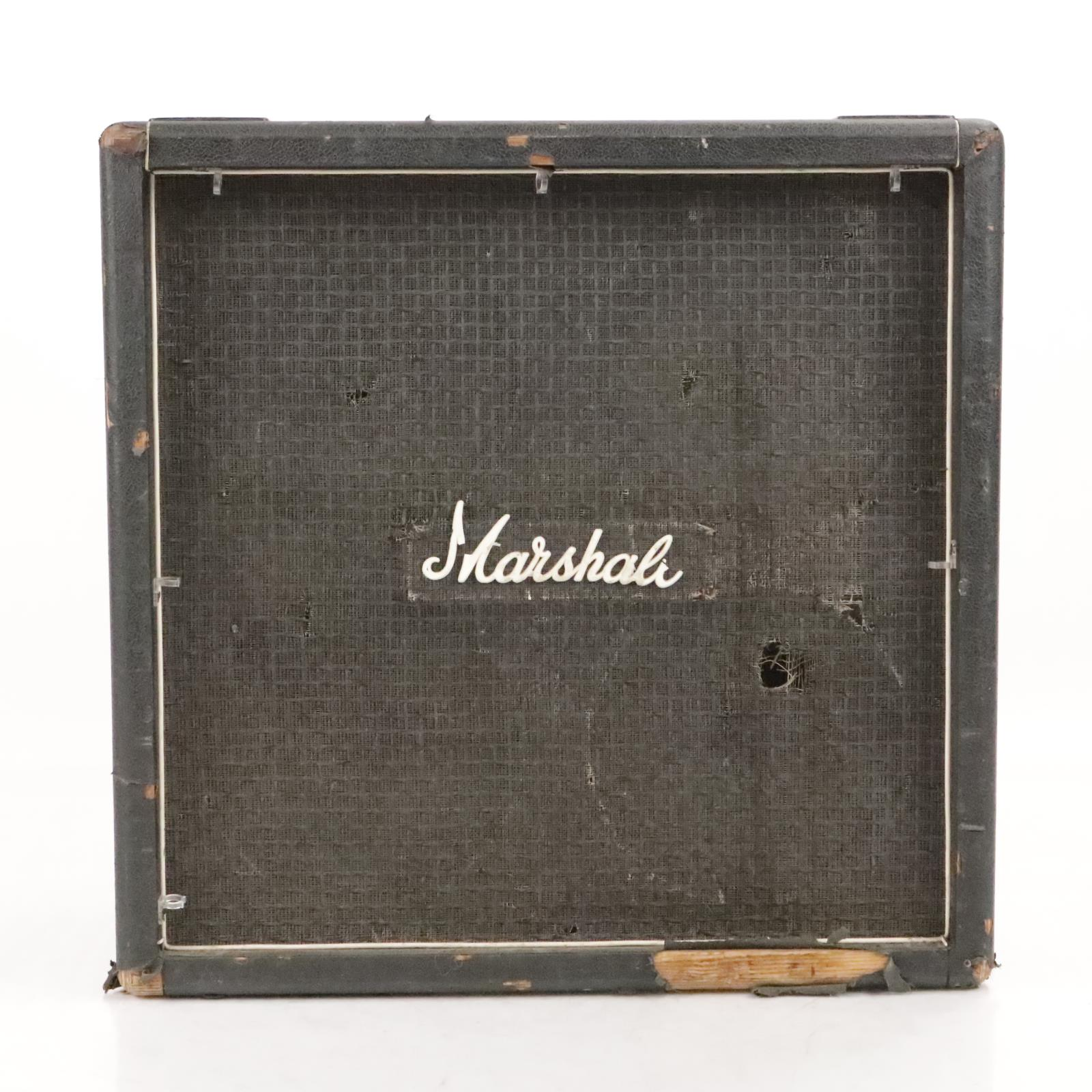 Marshall 4x12 Speaker Cabinet w/ Celestion Greenback G12 M G12H Lo Ball #36601
