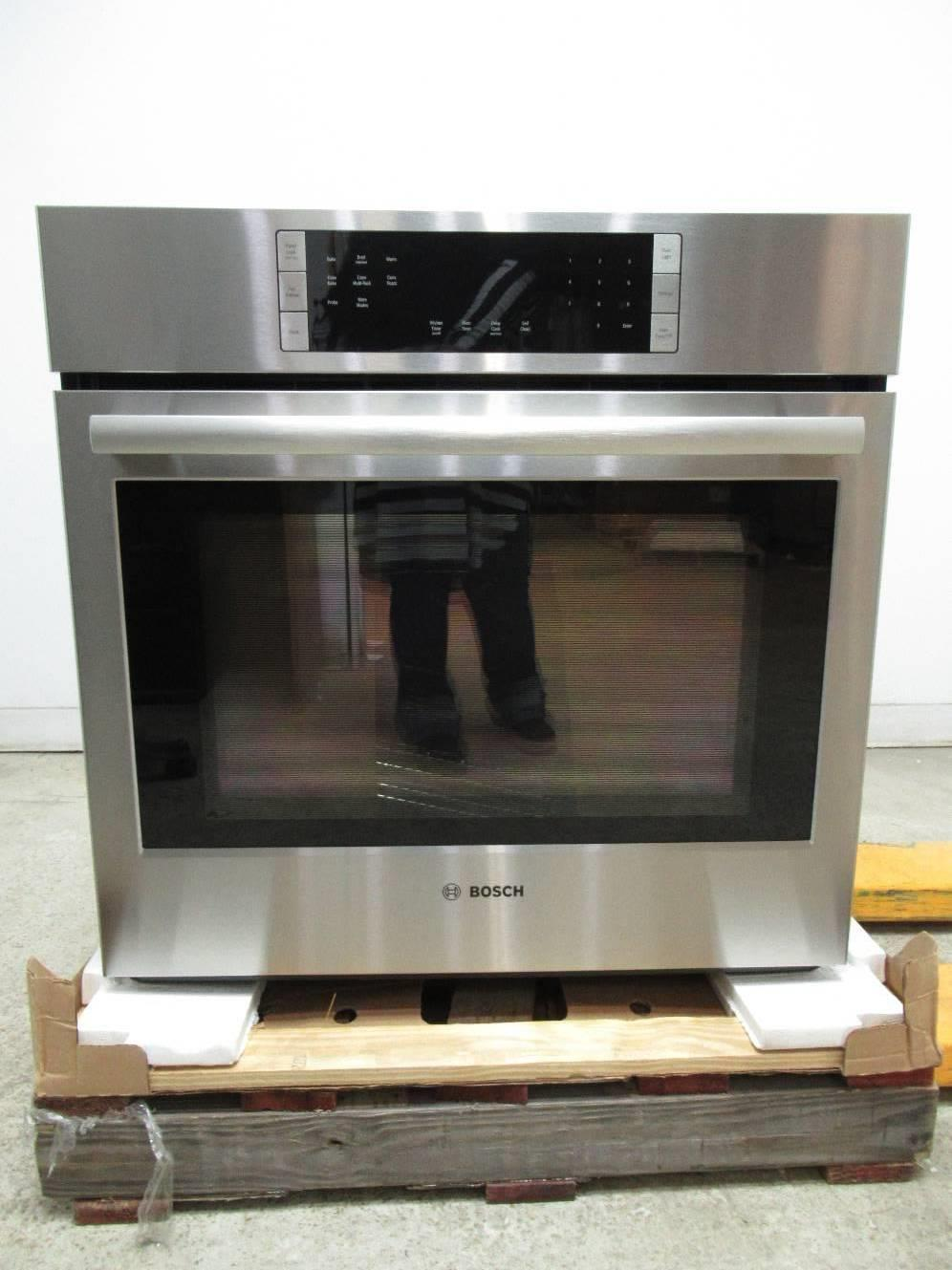 Bosch 800 30 Ss 12 Modes Eco Clean Single Electric Convection Oven