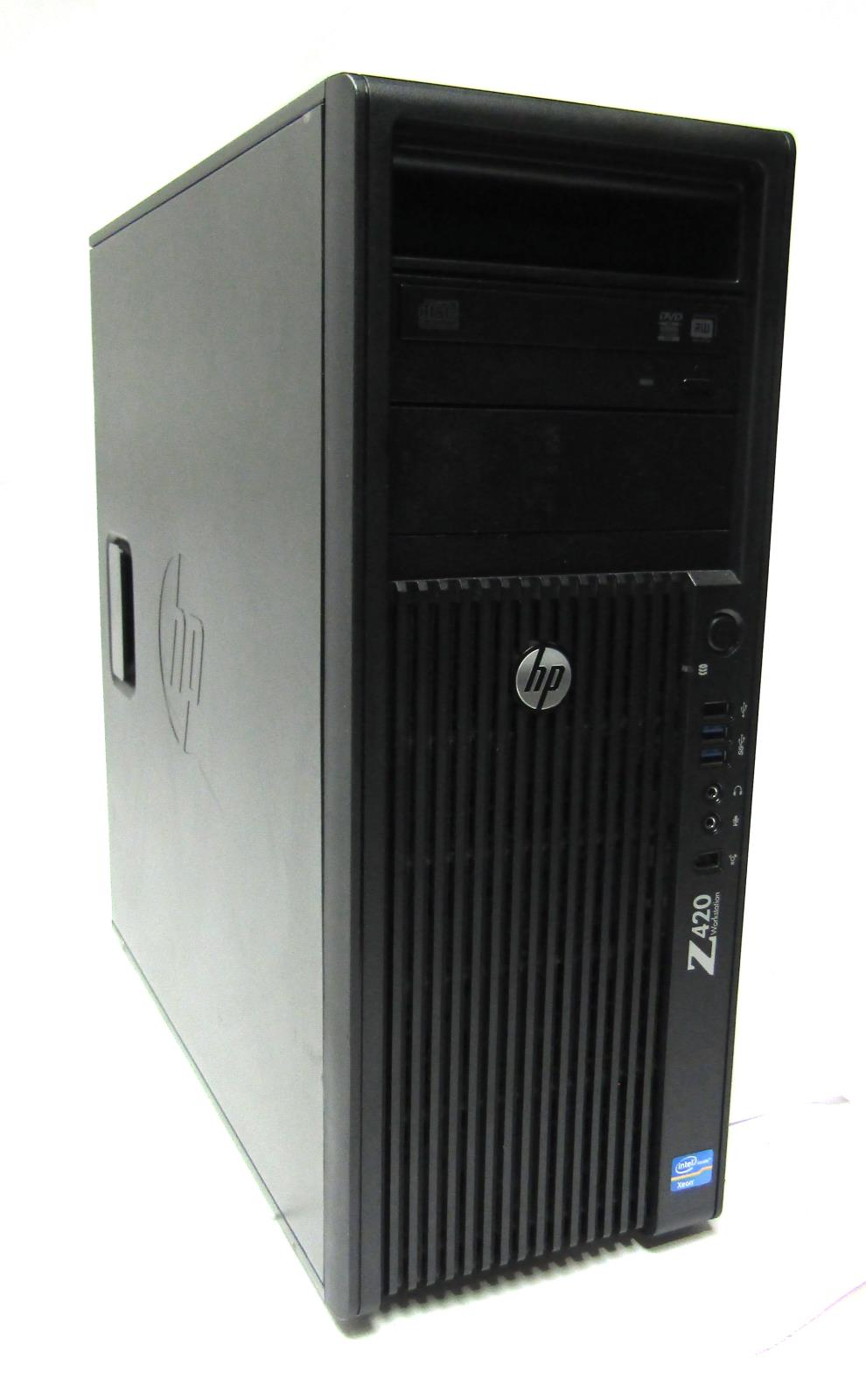 Details about *HP Z420 Workstation   3 20GHz Hex Core Xeon E5-1650   4gb  DDR3   DVD-RW