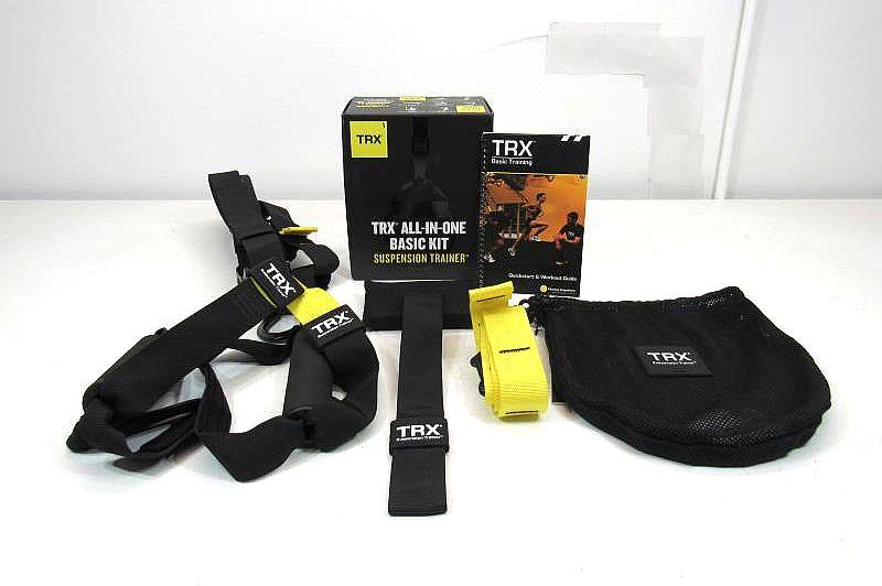 Photo Trx Suspension Trainer Basic Kit + Door Anchor Full Body Training