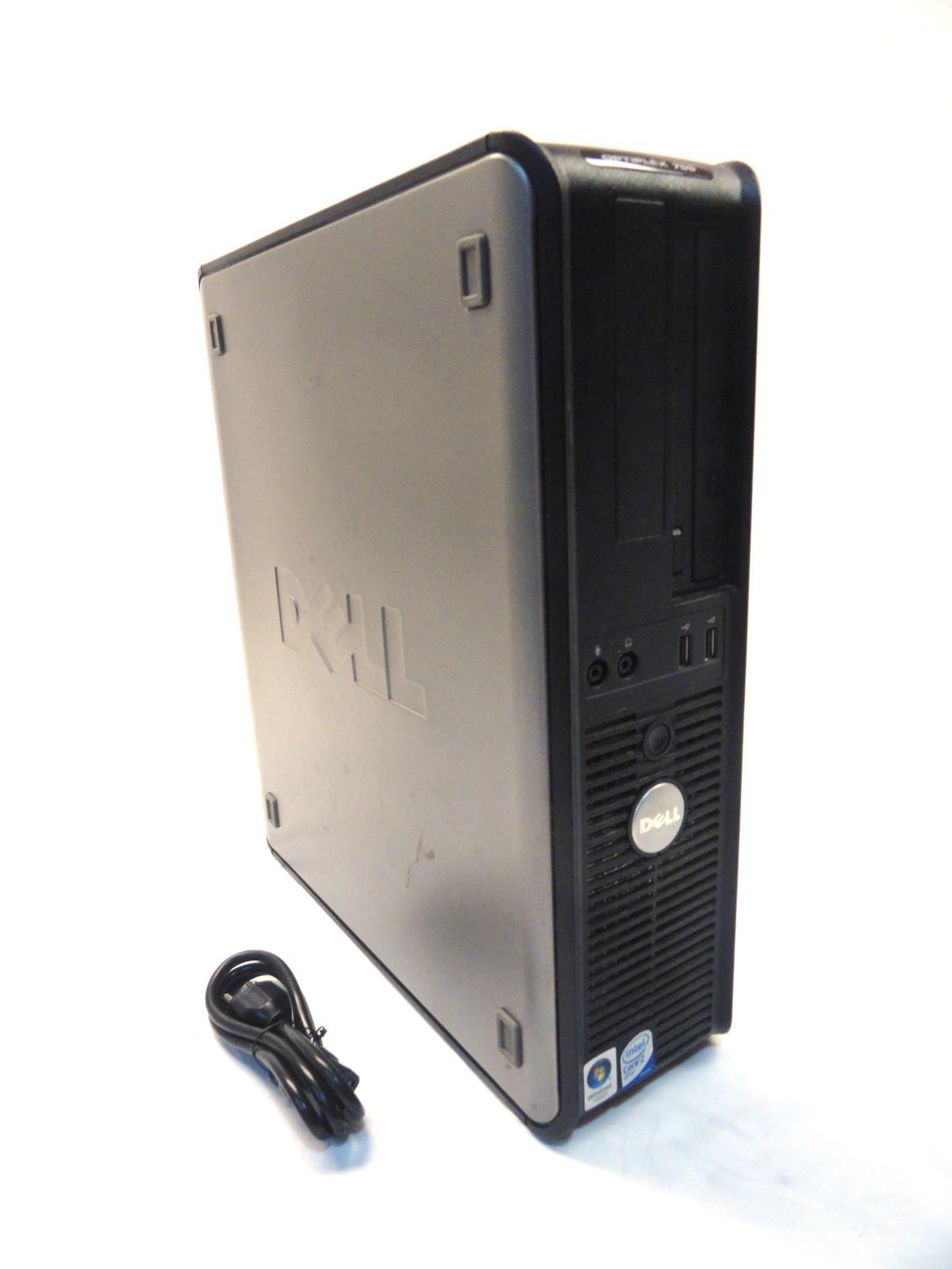 Details about Dell Optiplex 755 Desktop   2 33GHz Core 2 Duo E6550   4gb  DDR2   250gb   DVD-RW