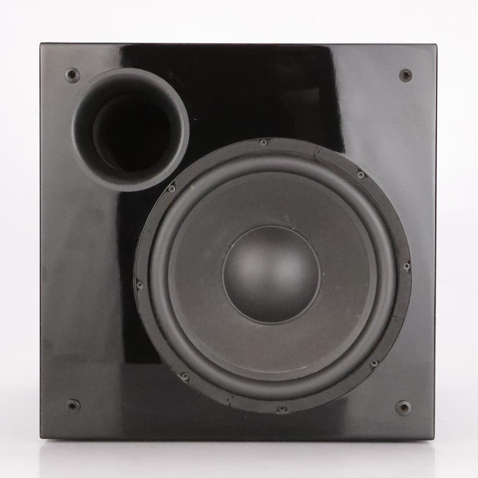 NHT SW10 Active Subwoofer System Speaker Monitor Sub #36785