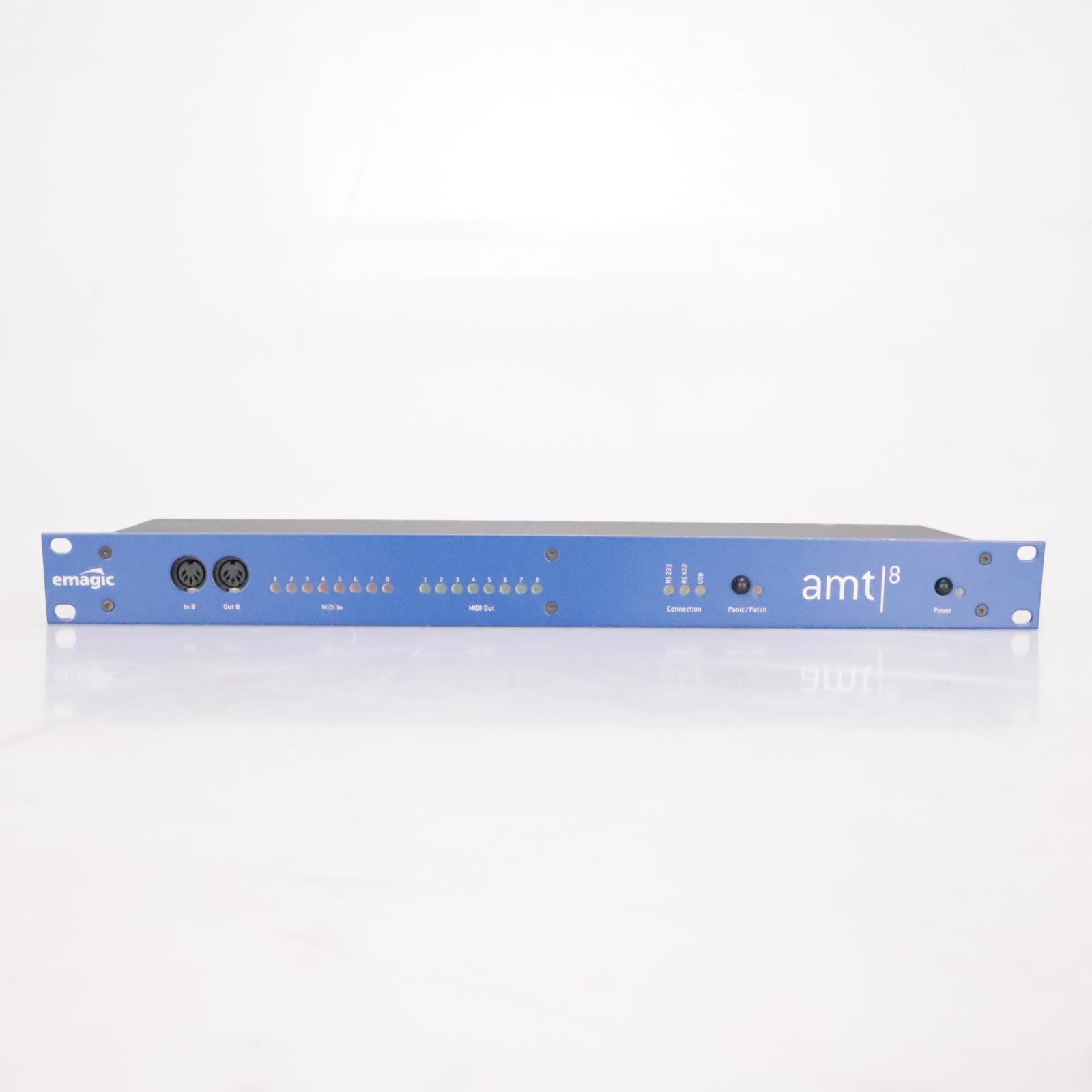 Emagic AMT8 MIDI Interface Transmitter #36842