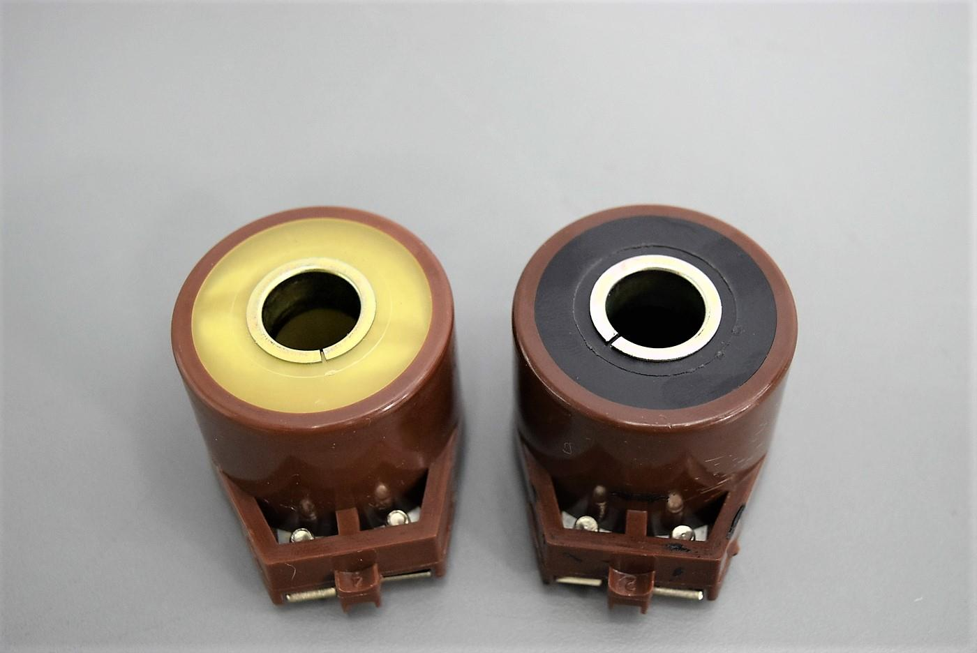 Lot of 2 Goyen CG062114 Solenoid Coils with Warranty