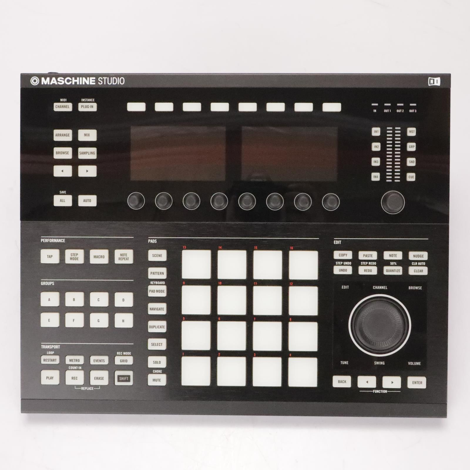 NI Native Instruments Maschine Studio Controller Interface USB #36902