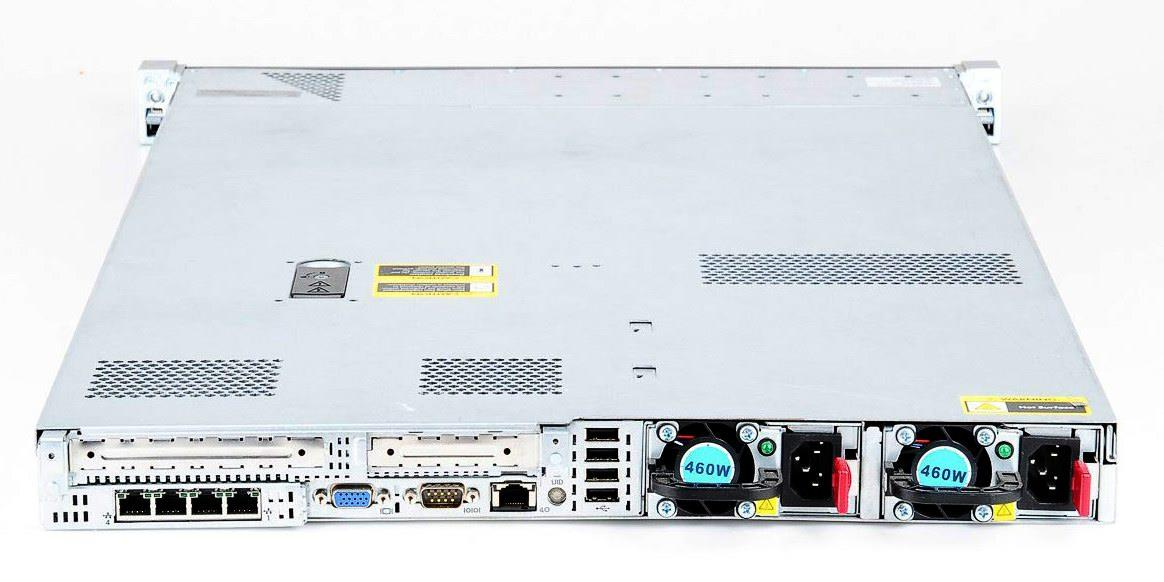 HP ProLiant DL360p Gen8 1U RackMount 2×E5-2670 CTO - Configured to Order  Server