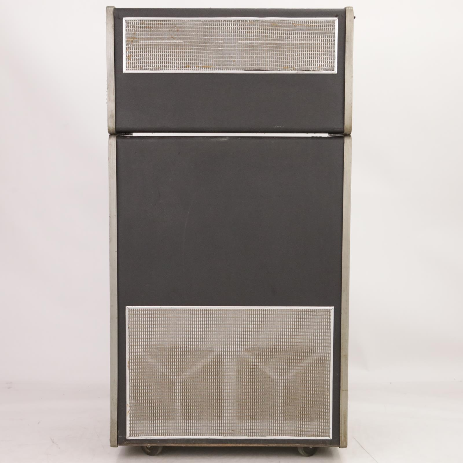 Leslie 900 Top & Bottom Organ Rotary Speaker Cabinet #37396