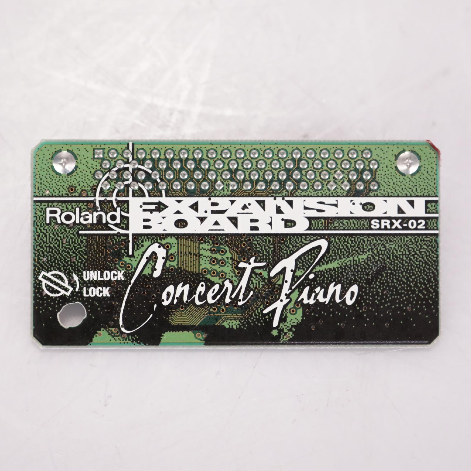 Roland SRX-02 Concert Piano Expansion Board #37303